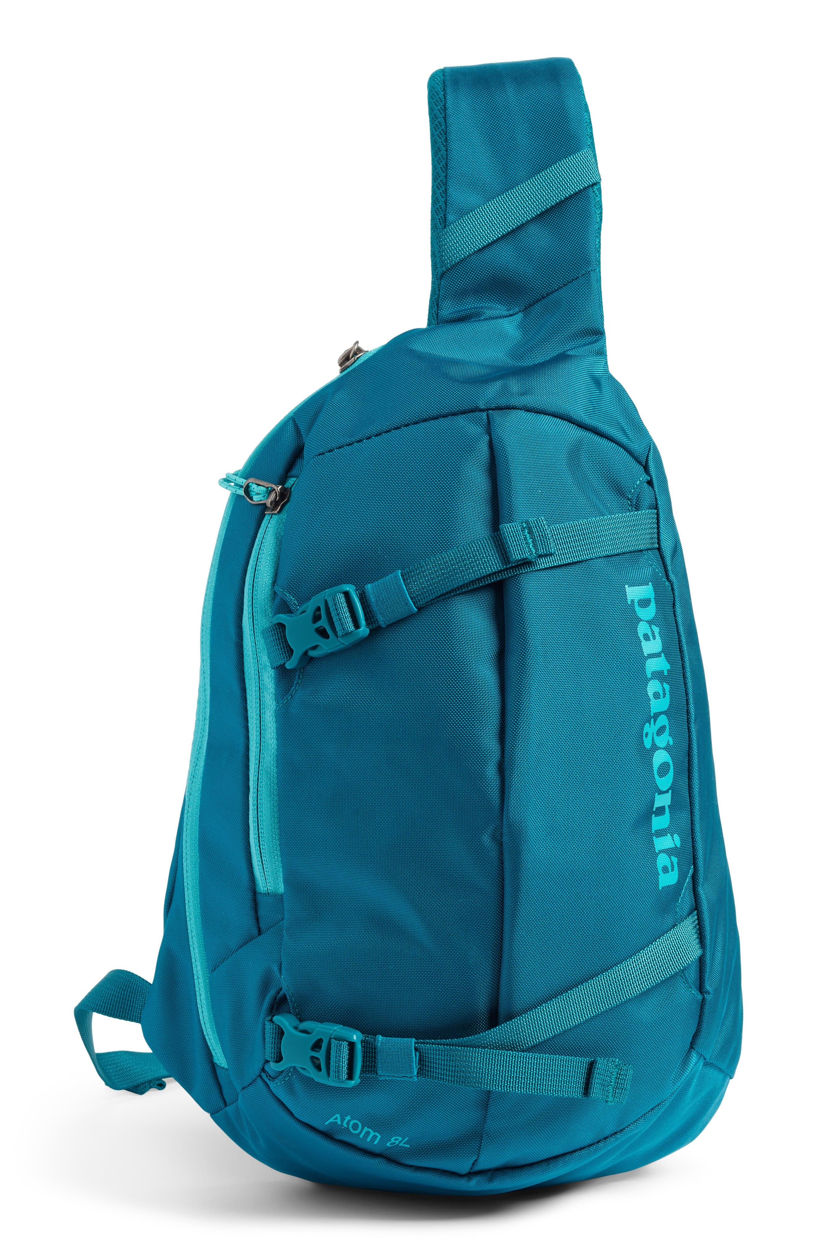 Atom 8L Sling Backpack,                         Main,                         color, Elwha Blue