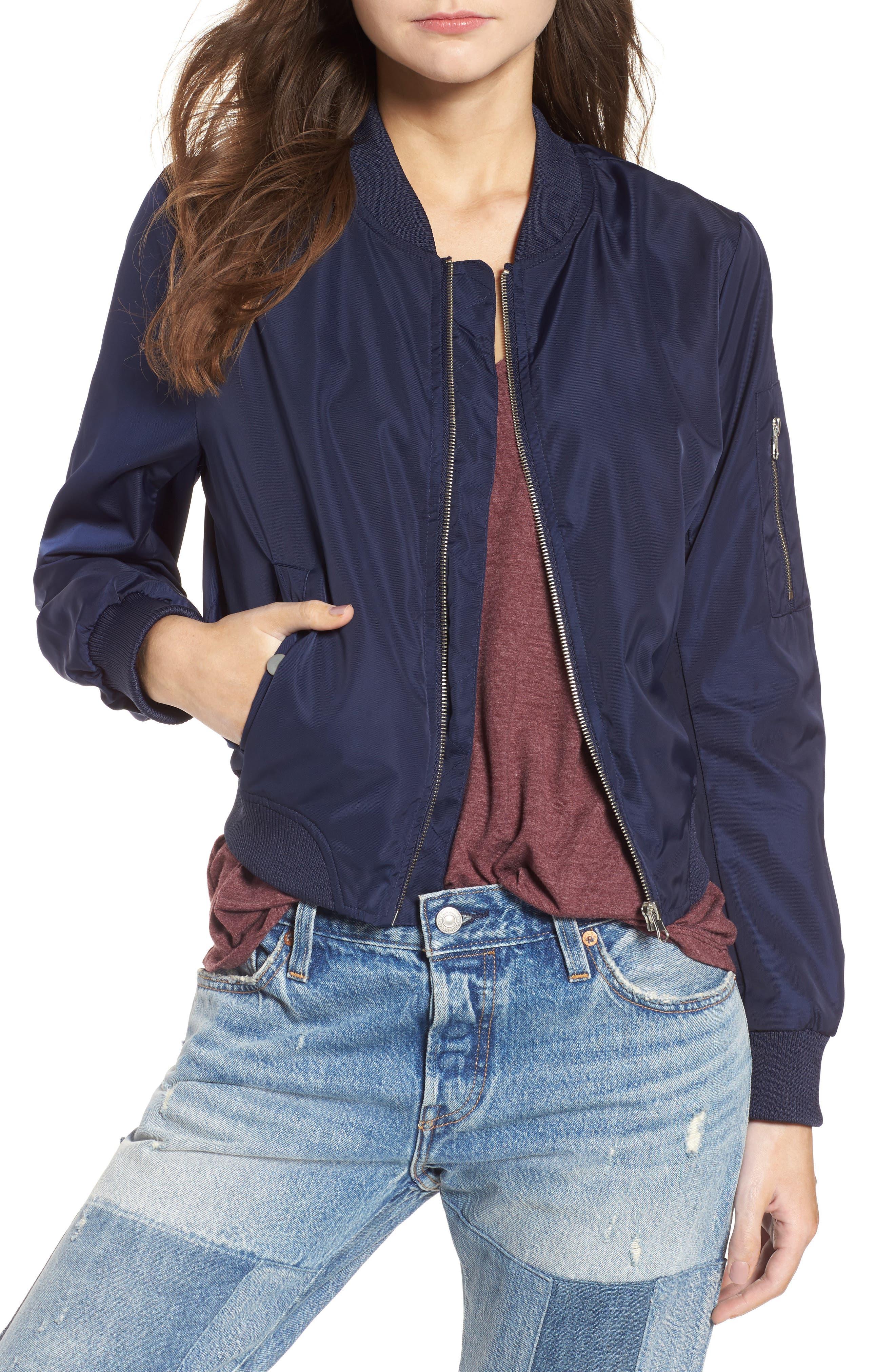 BB Dakota Cayleigh Bomber Jacket