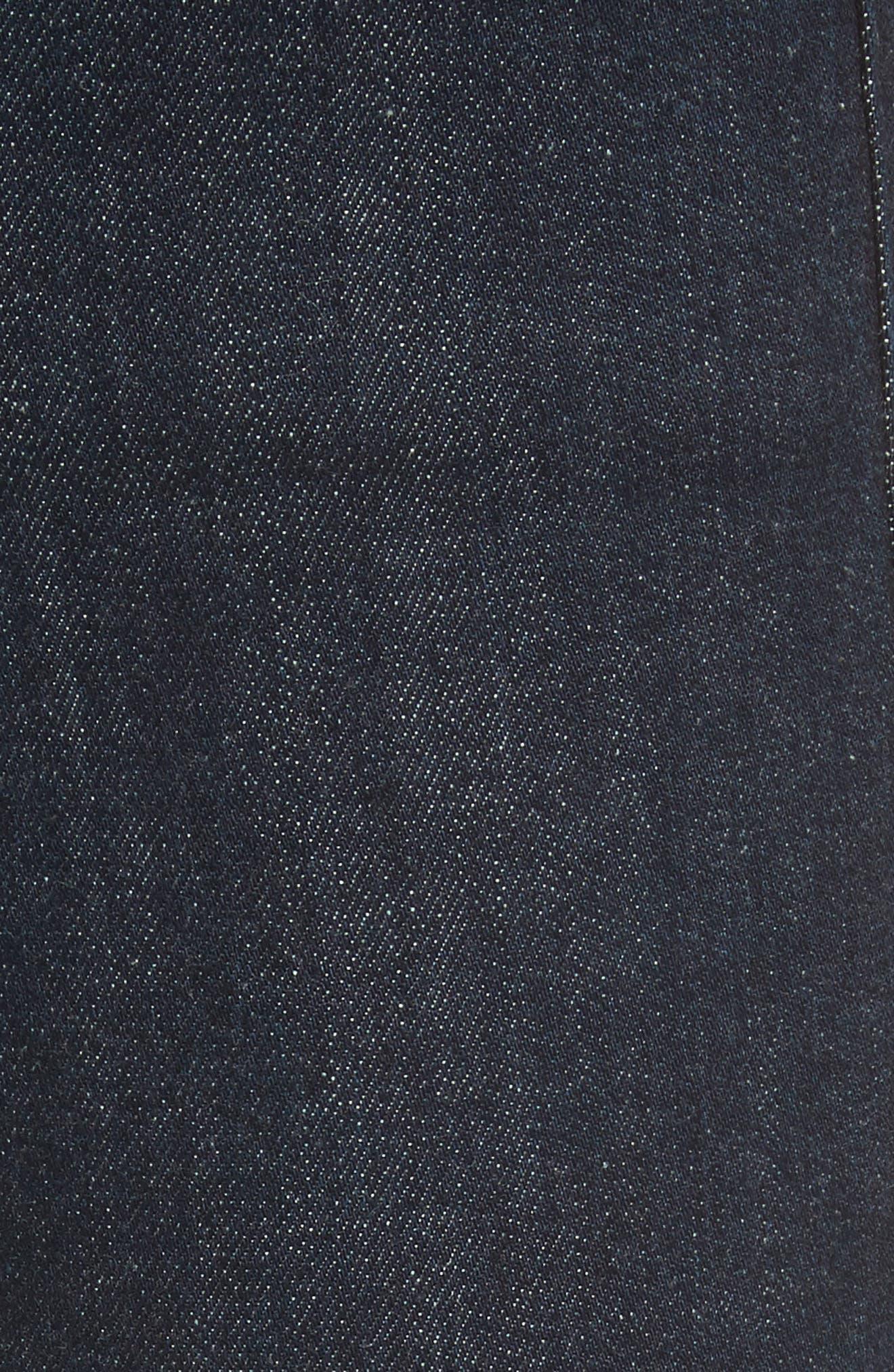 Alternate Image 5  - rag & bone/JEAN Cigarette Leg Skinny Jeans