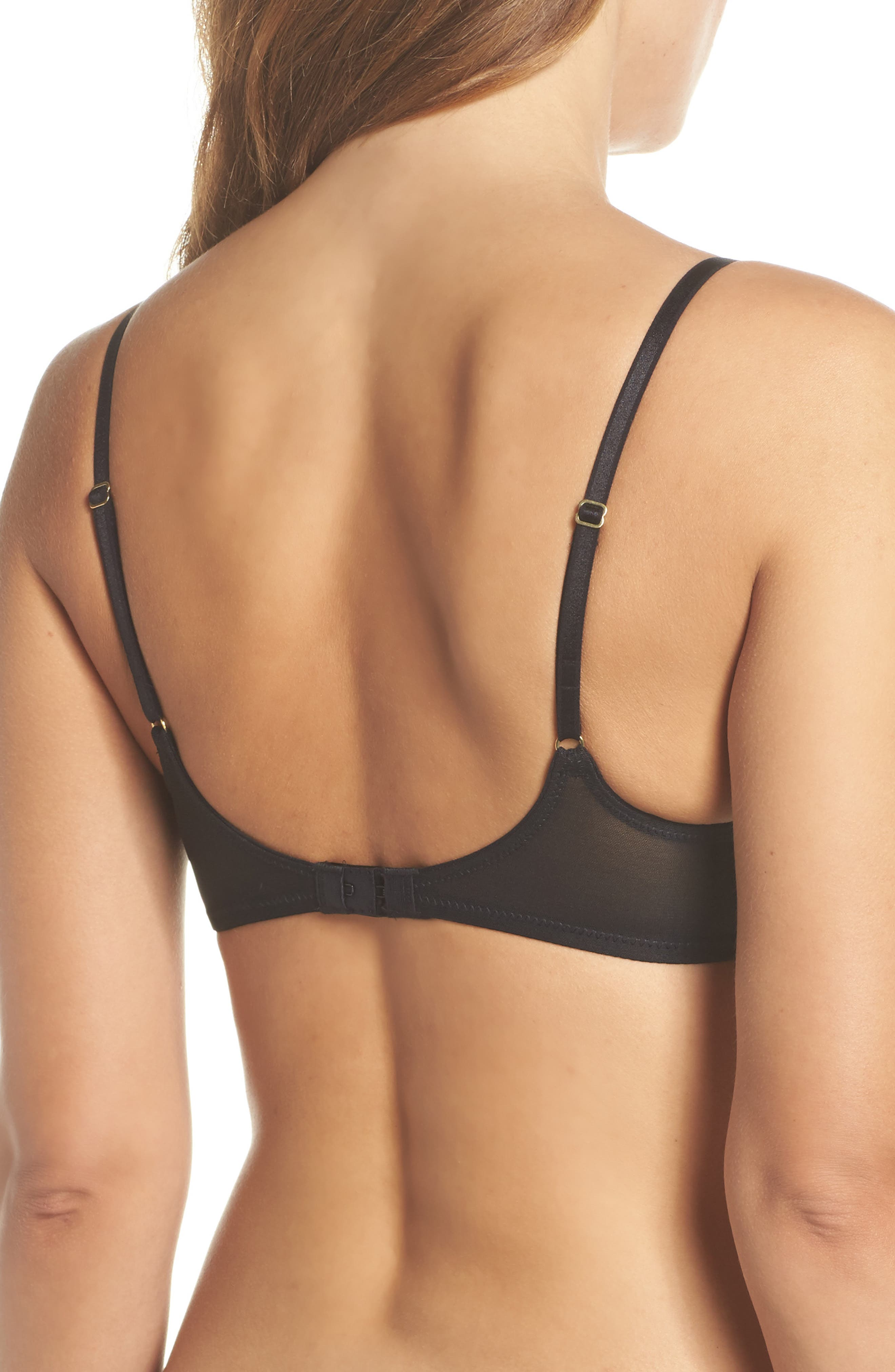 Alternate Image 2  - Natori Streamline Scoop Underwire Contour Bra