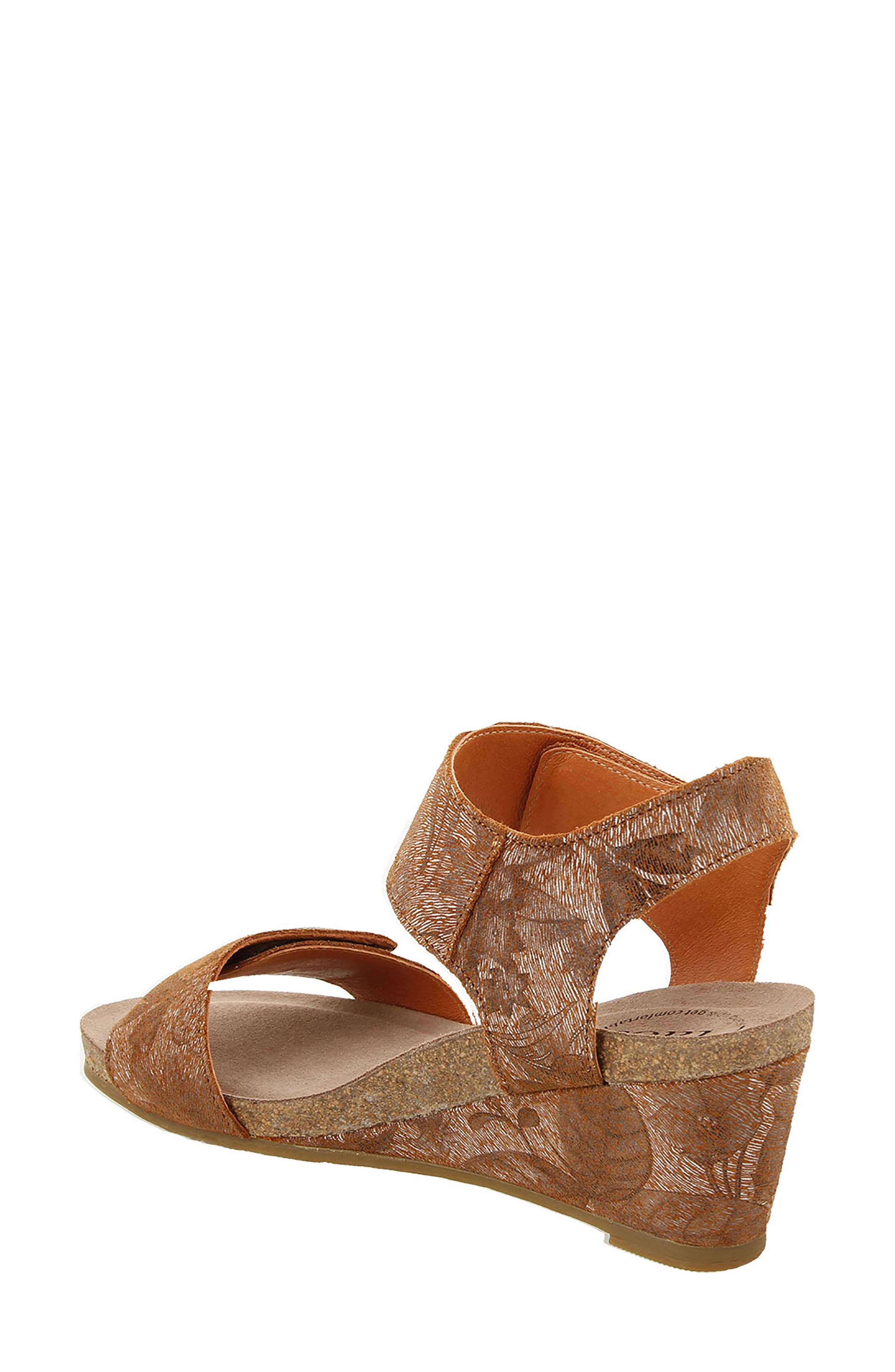 Alternate Image 2  - Taos 'Carousel 2' Wedge Sandal (Women)