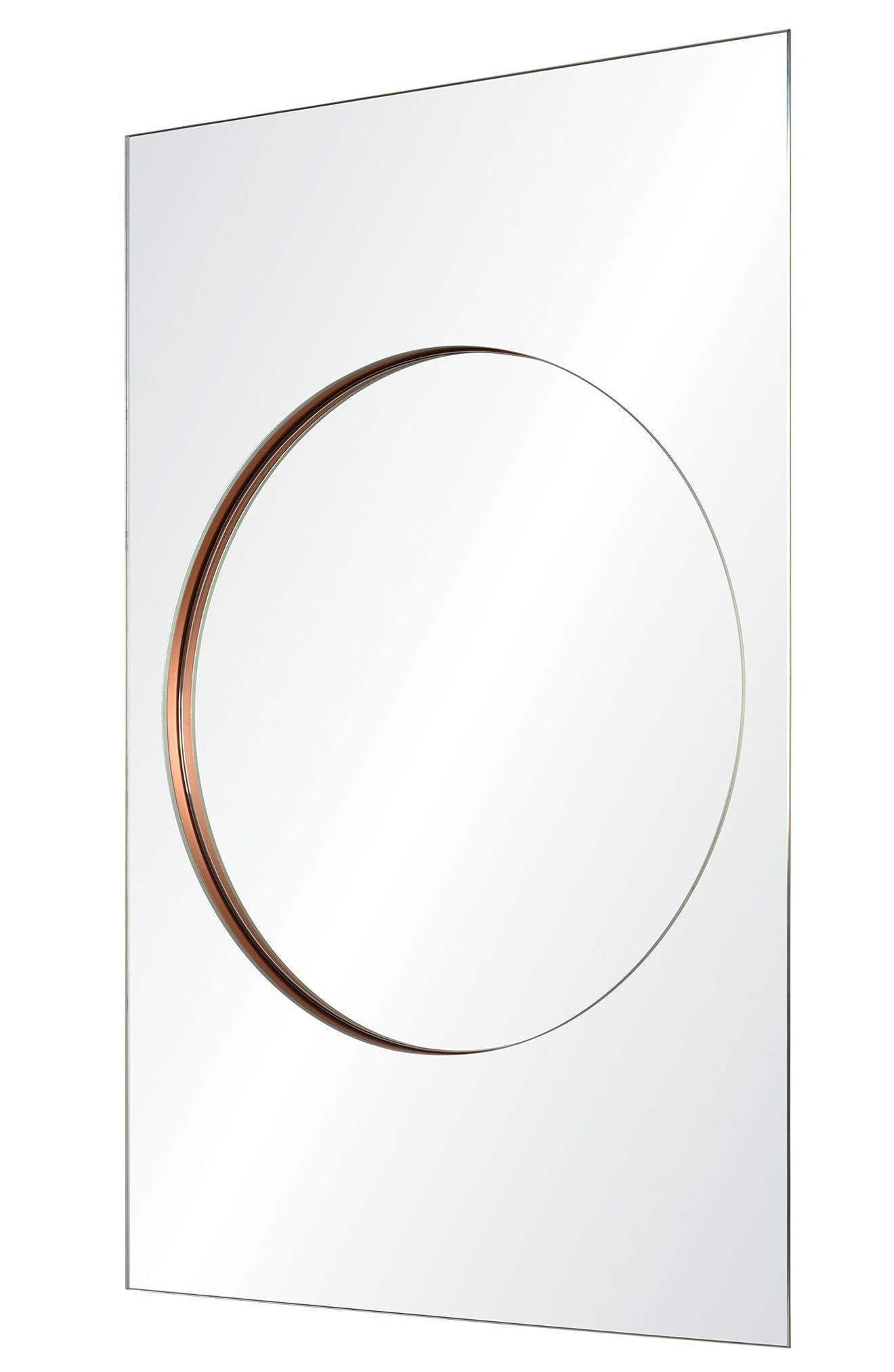 Geison Mirror,                             Alternate thumbnail 2, color,                             Glass