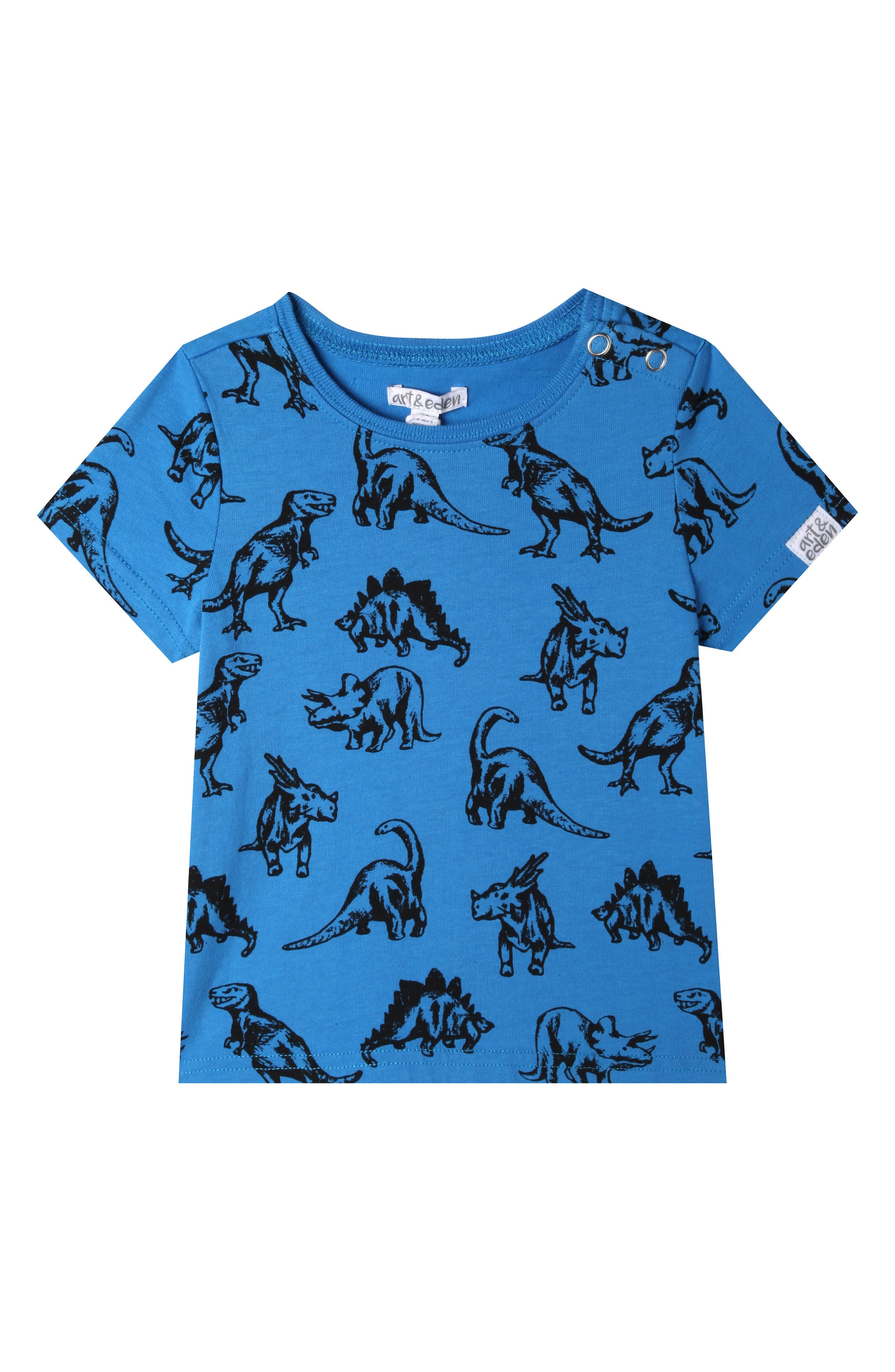 Hunter T-Shirt,                         Main,                         color, French Blue