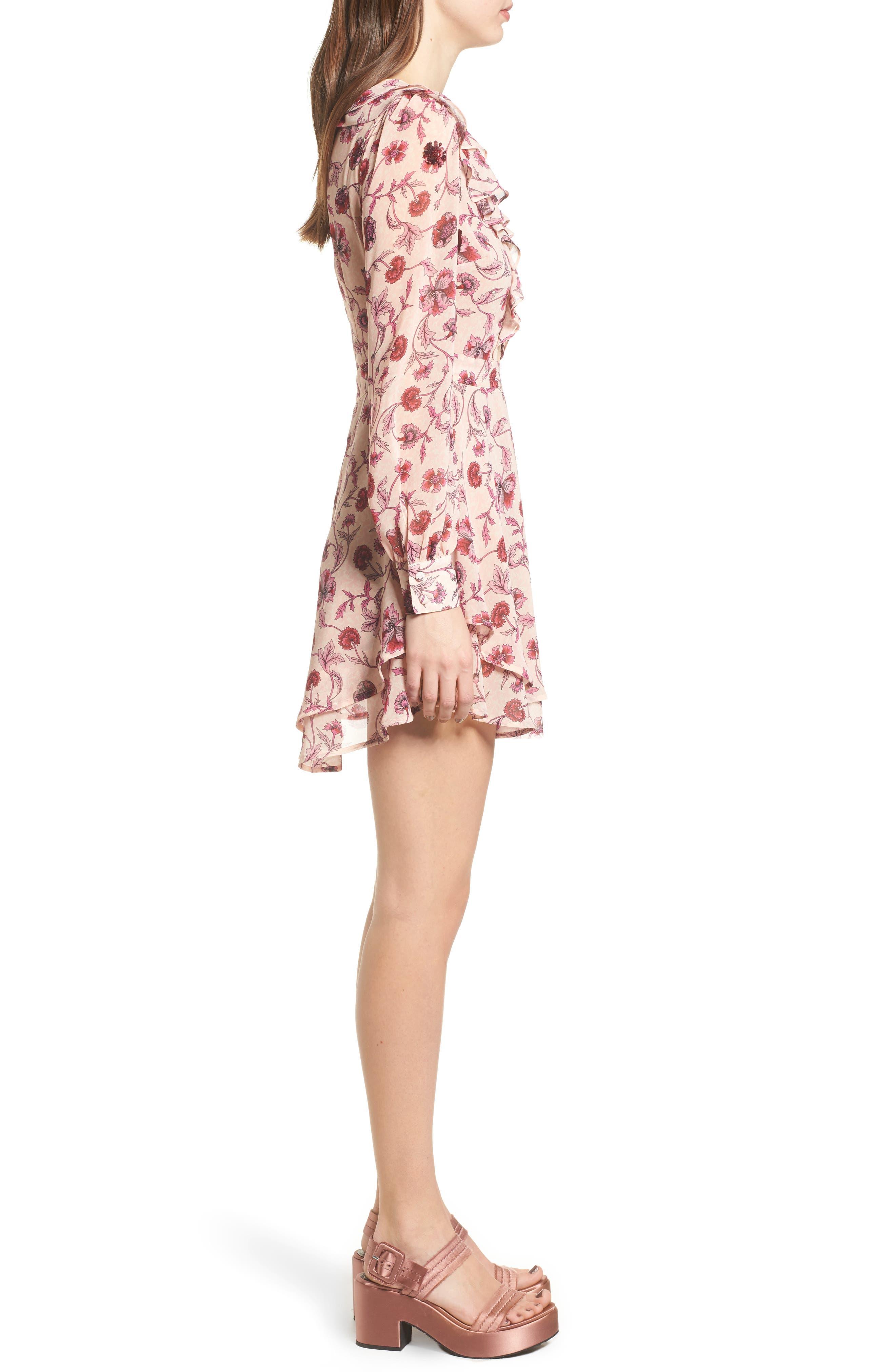 Alternate Image 3  - For Love & Lemons Agness Minidress