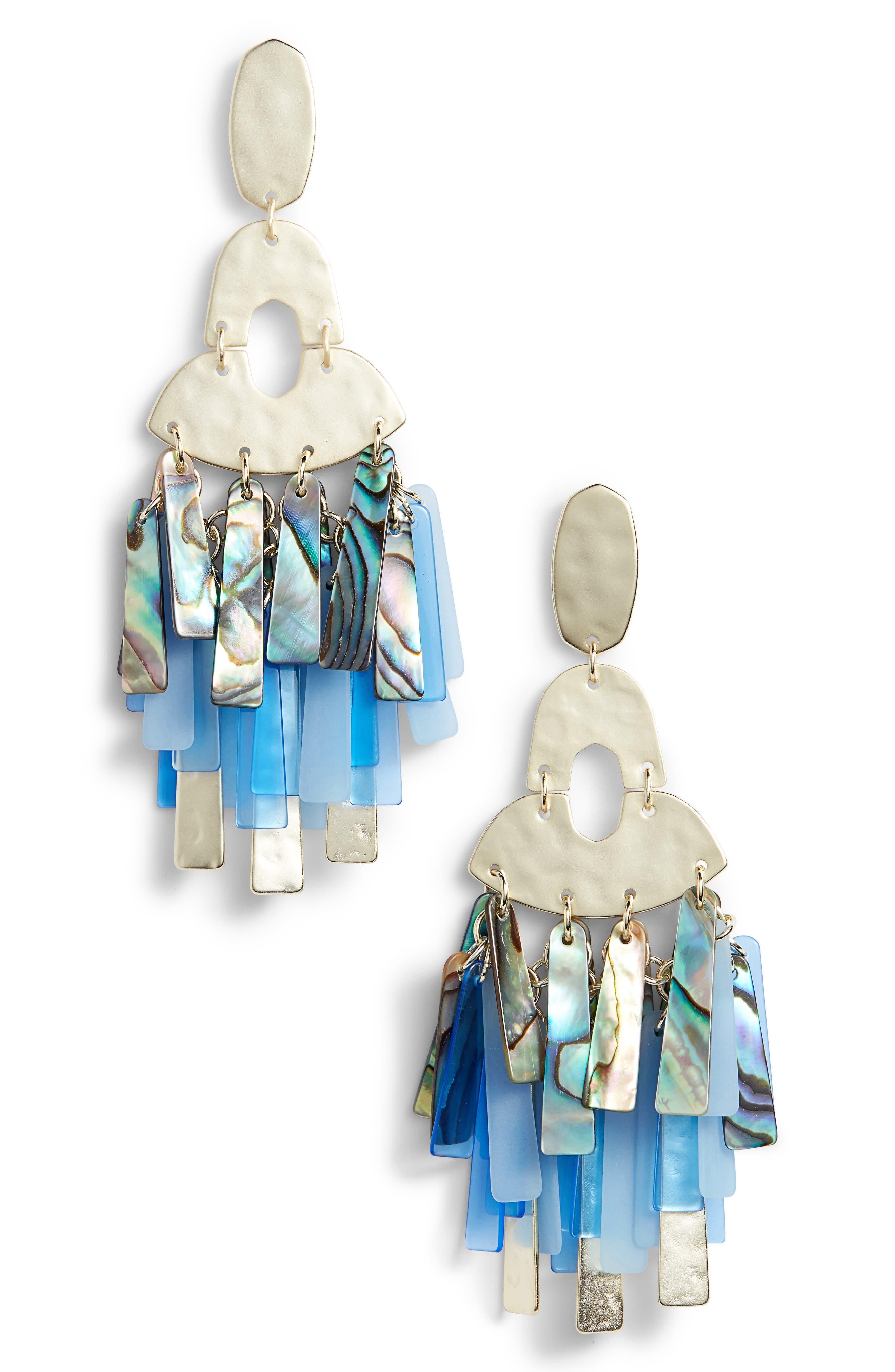 Main Image - Kendra Scott Kitty Drop Earrings