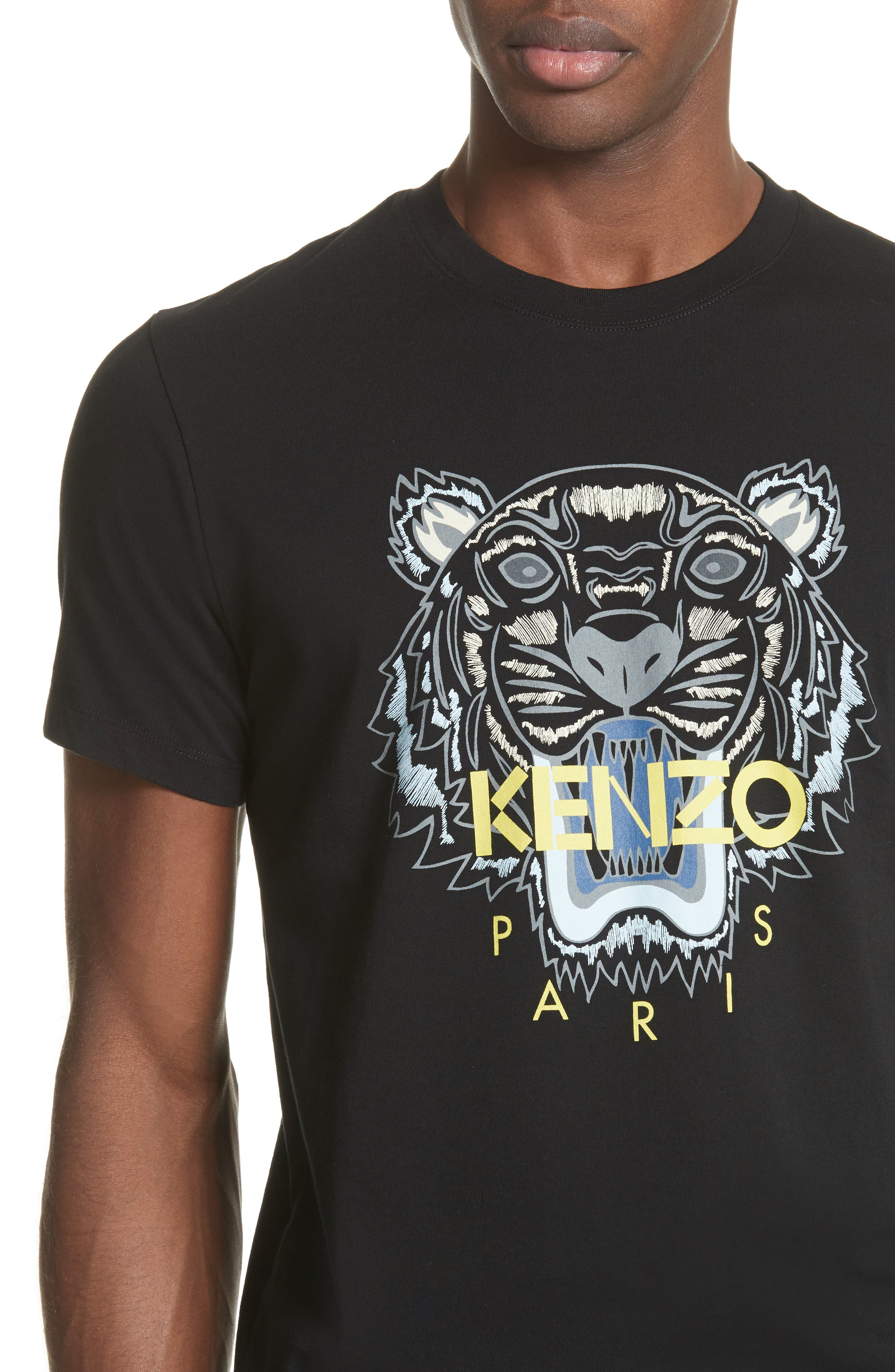 Alternate Image 4  - KENZO Tiger Graphic T-Shirt
