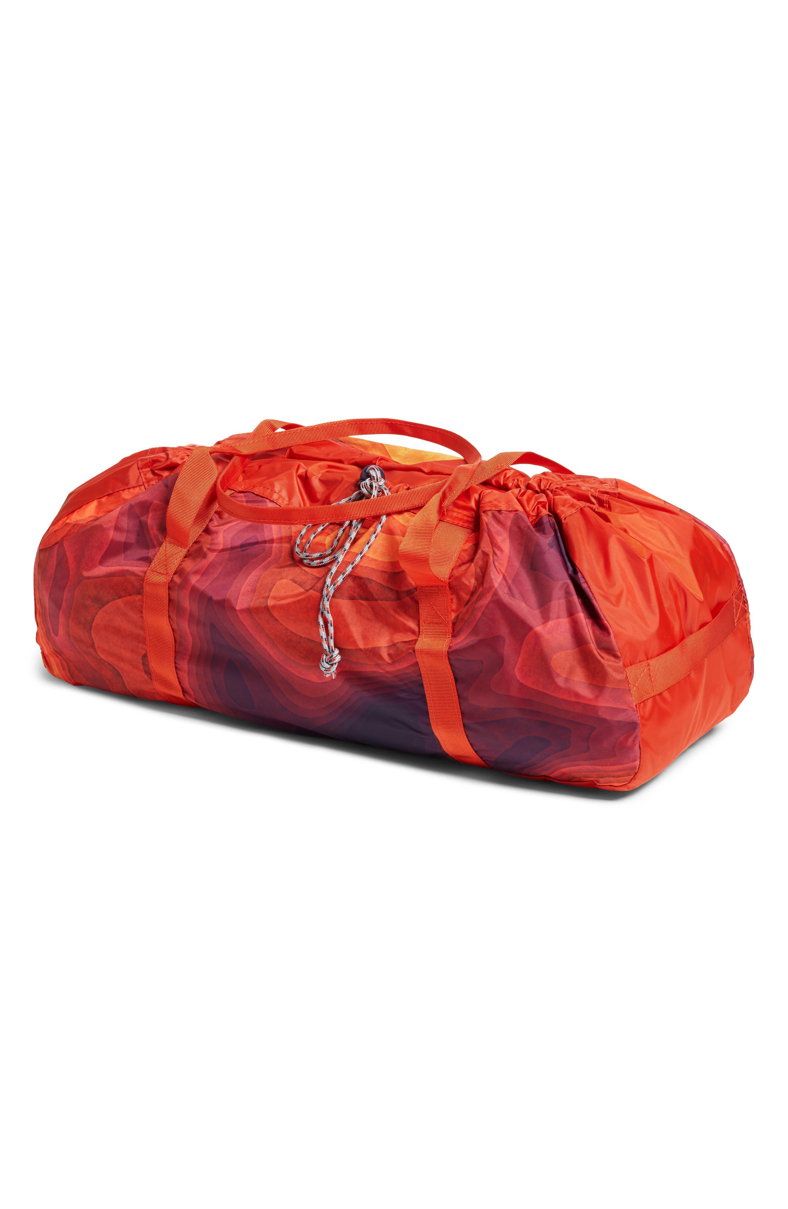 Homestead Roomy 2 Tent,                             Alternate thumbnail 2, color,                             Tibetan Orange/ High Rise Grey