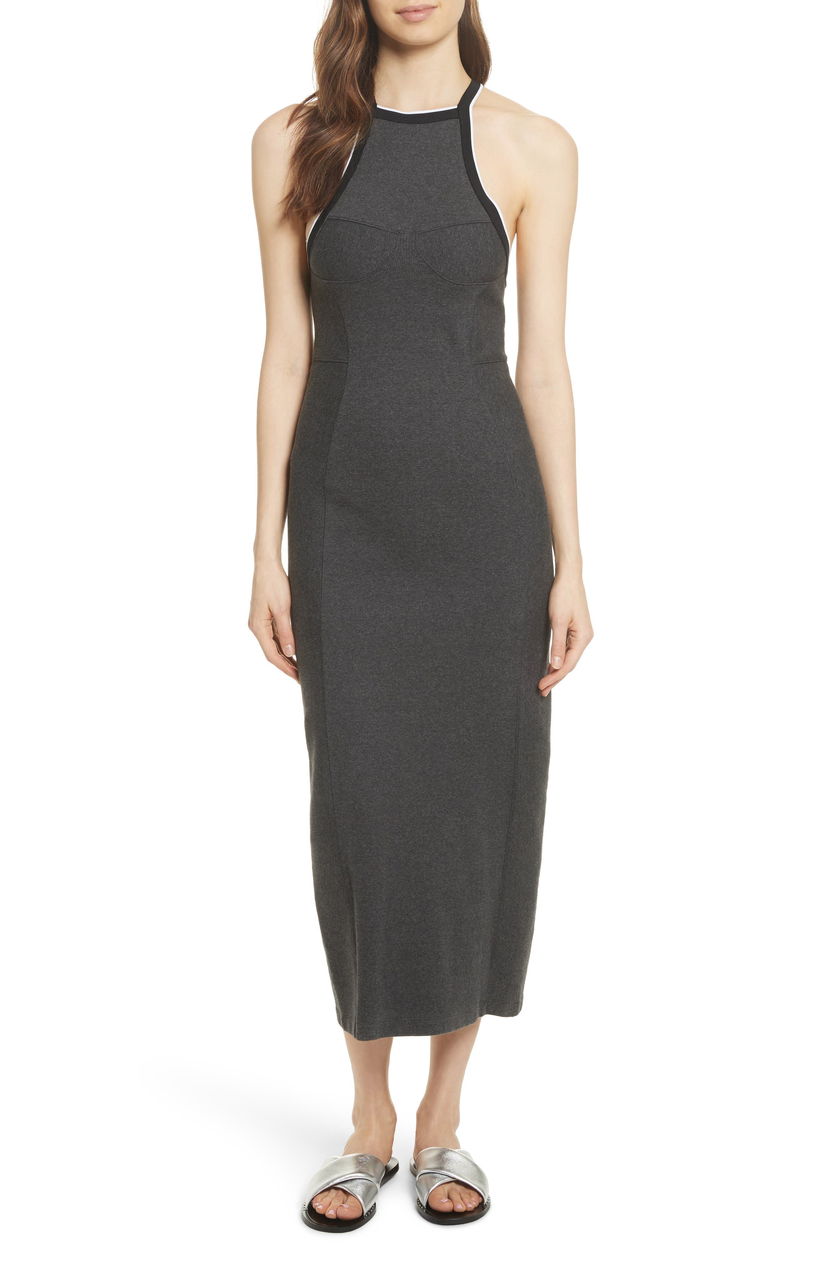 rag & bone Watts Engineered Tank Dress