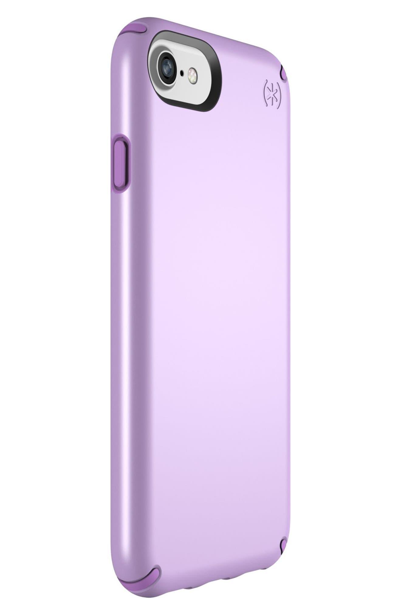 iPhone 6/6s/7/8 Case,                             Alternate thumbnail 3, color,                             Taro Purple Metallic/ Purple