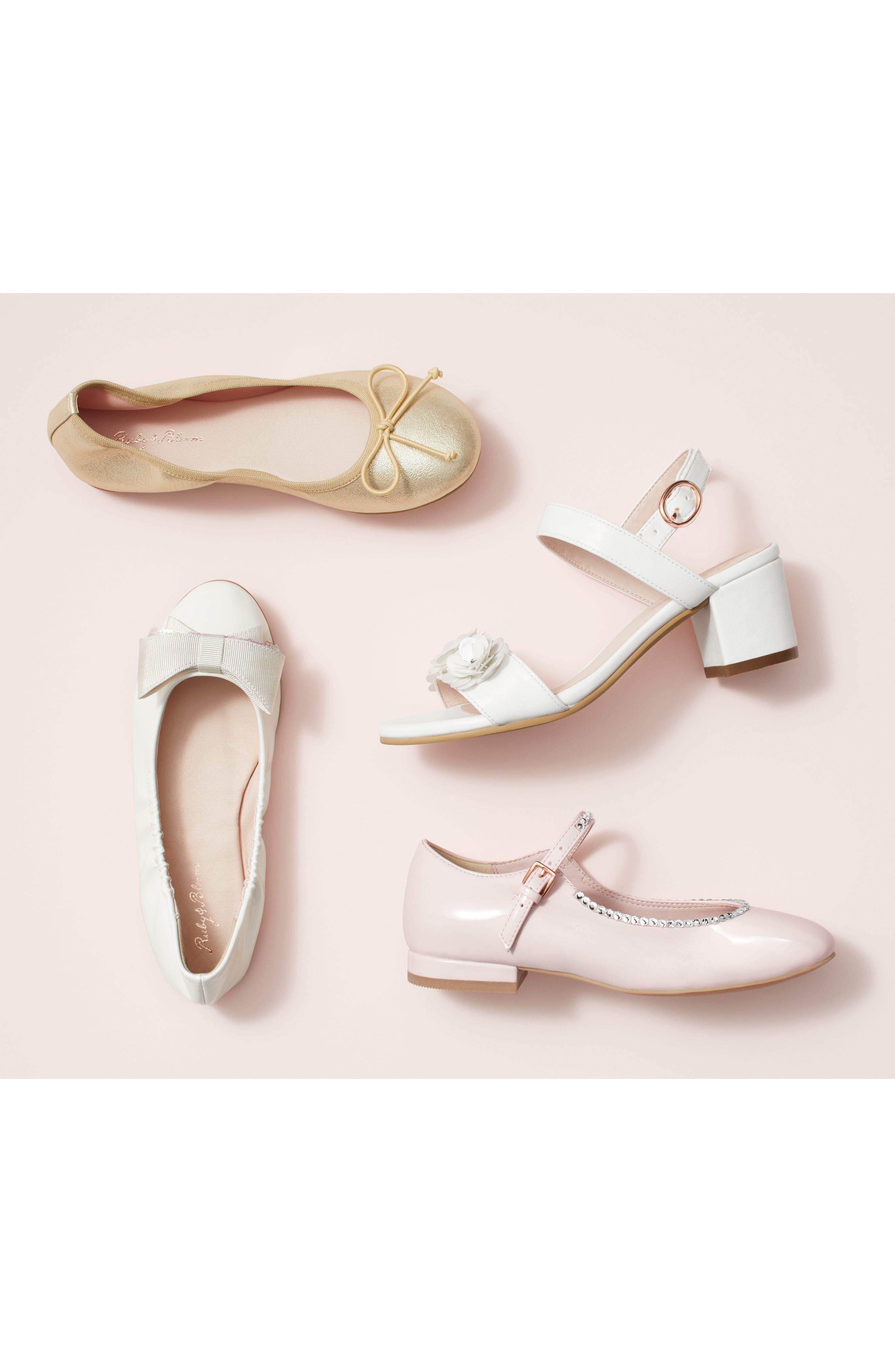 Bella Ballet Flat,                             Alternate thumbnail 7, color,