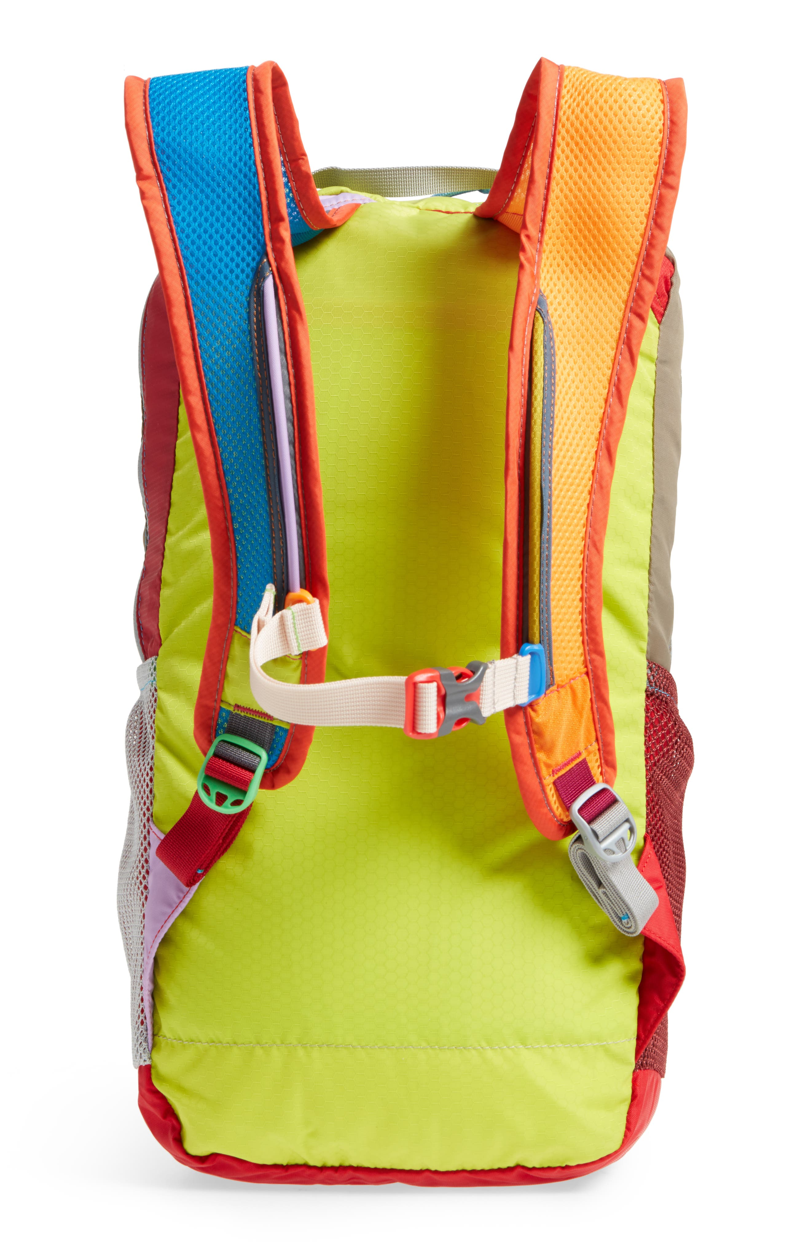 Batac Del Día One of a Kind Ripstop Nylon Daypack,                             Alternate thumbnail 3, color,                             Assorted