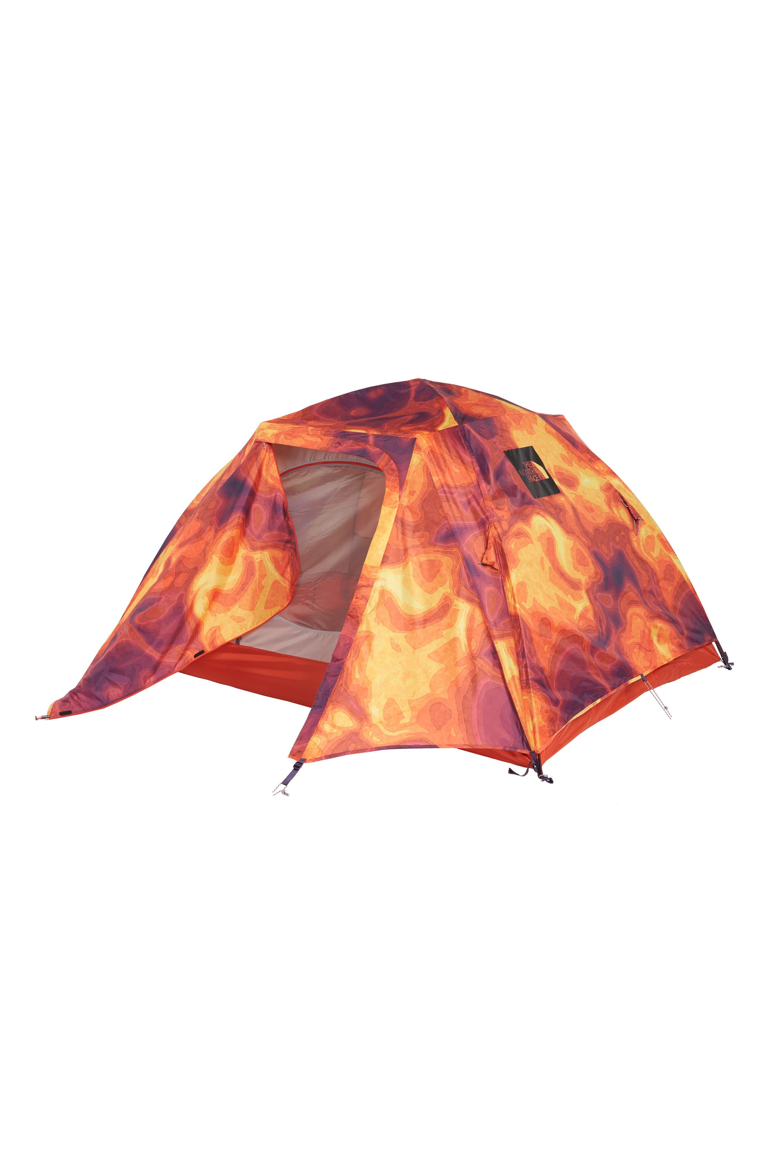 Homestead Roomy 2 Tent,                             Main thumbnail 1, color,                             Tibetan Orange/ High Rise Grey
