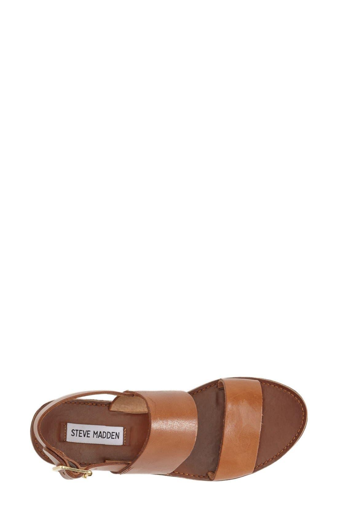 Alternate Image 3  - Steve Madden 'Orka' Ankle Strap Sandal (Women)