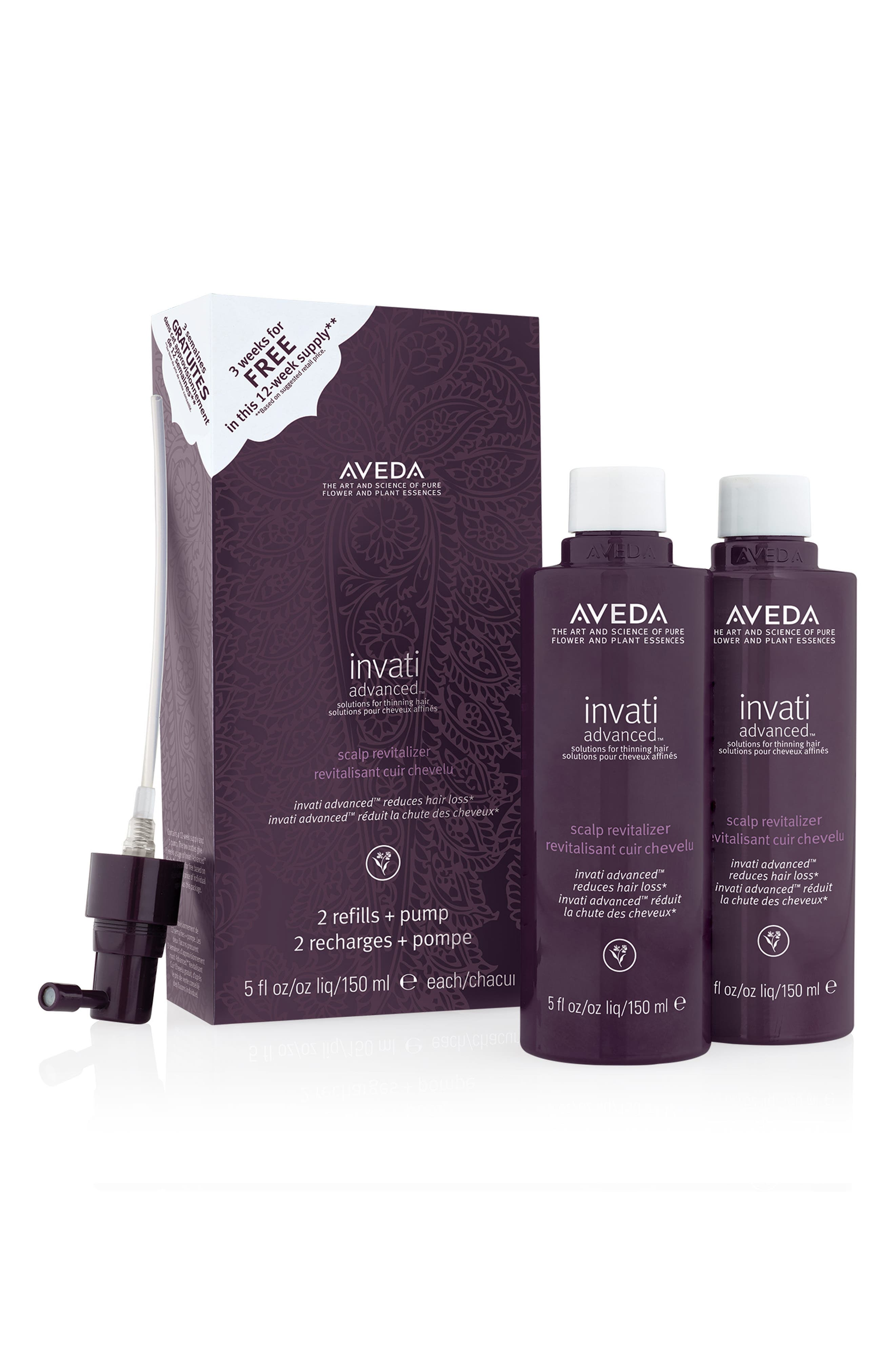 Aveda invati™ Advanced Scalp Revitalizer Kit