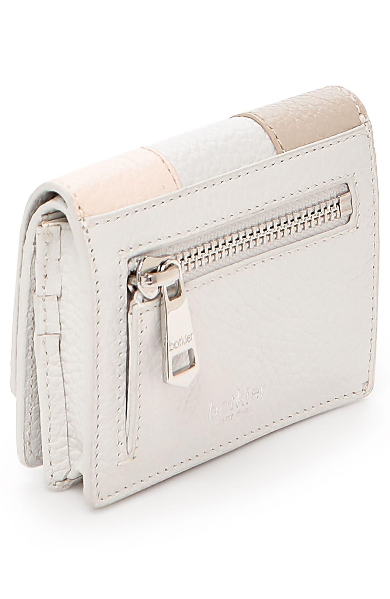 Alternate Image 3  - Botkier Soho Mini Leather Wallet