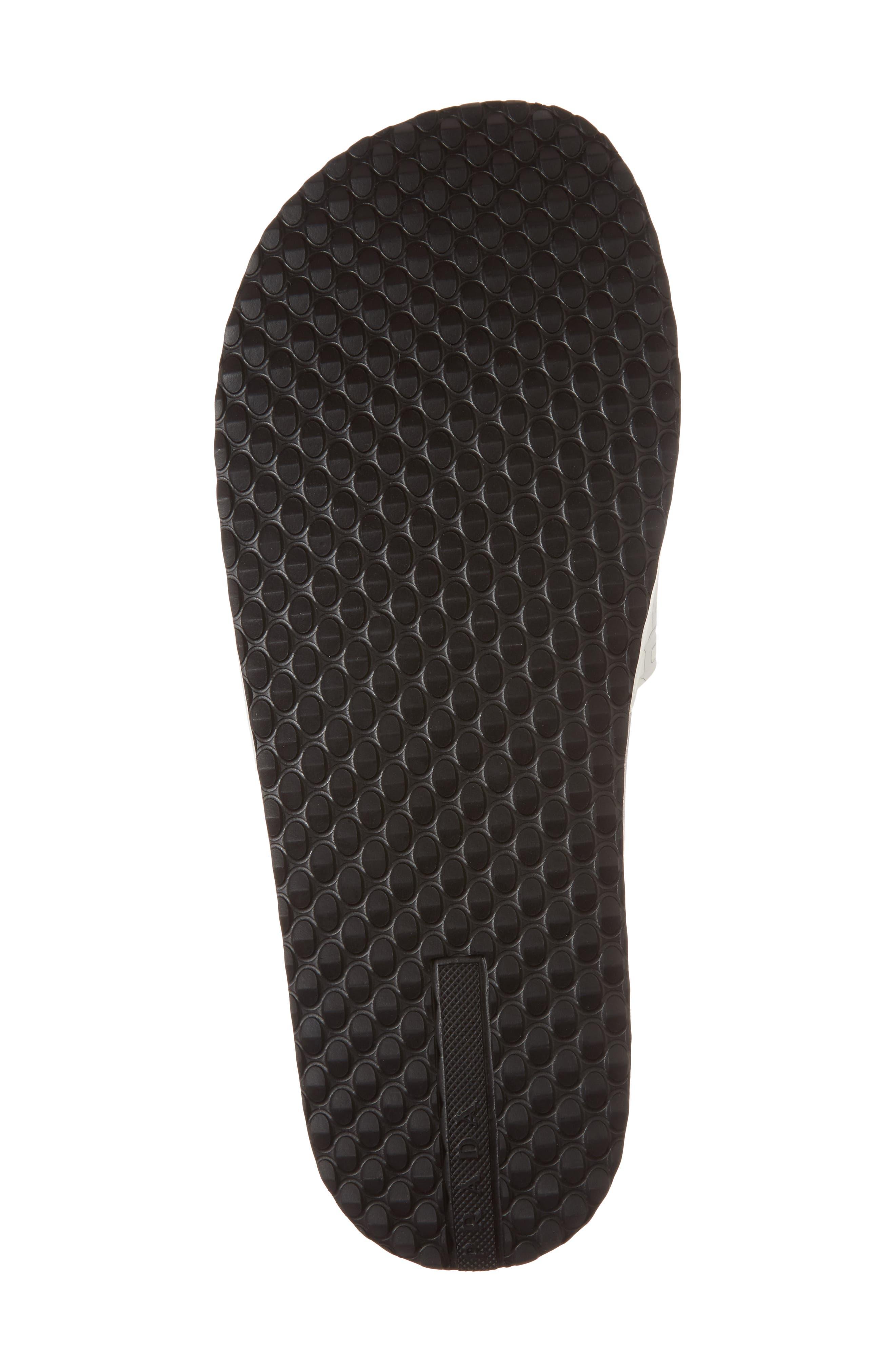 Alternate Image 6  - Prada Linea Rossa Comic Print Slide Sandal (Men)
