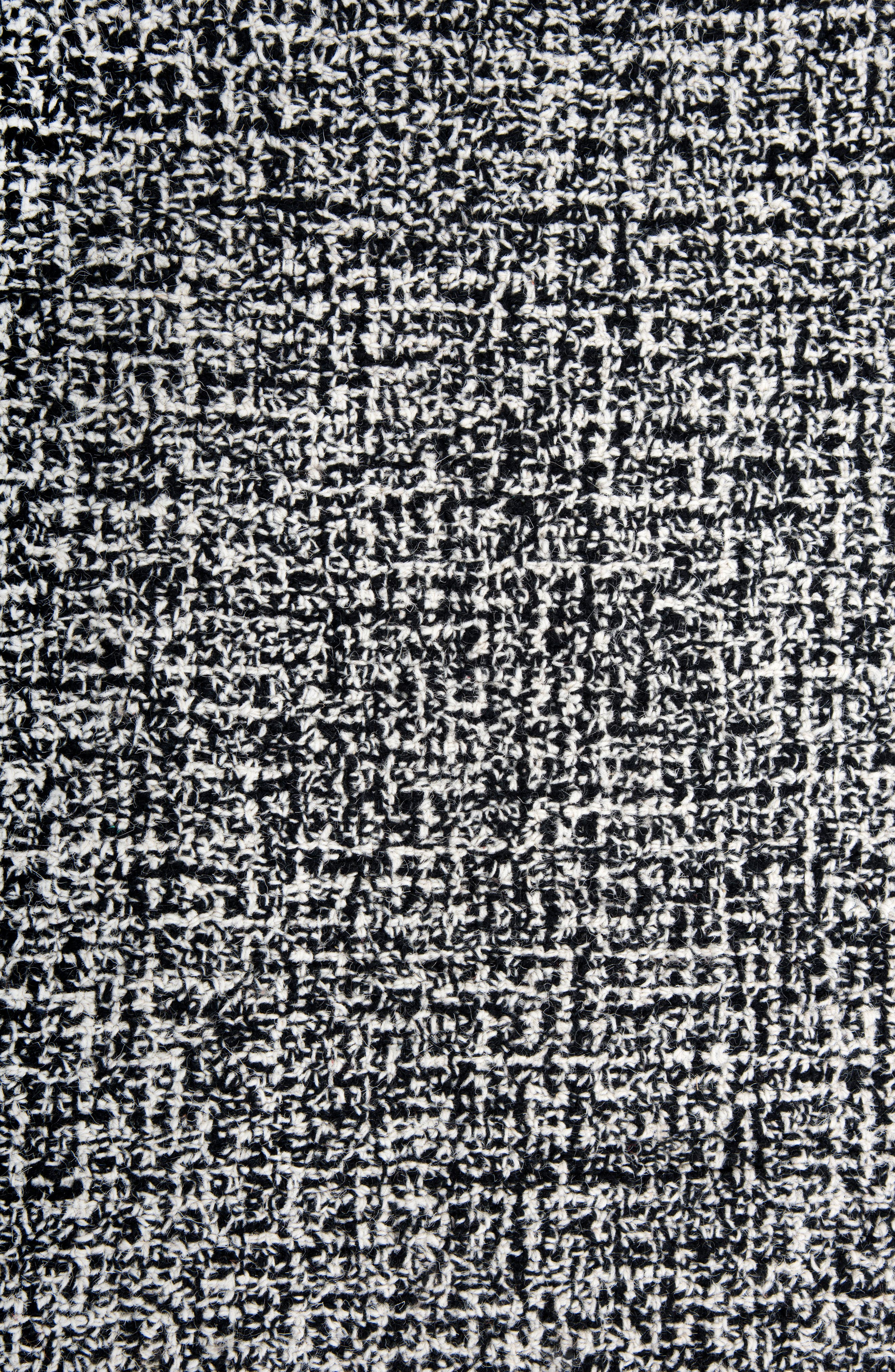 Palisades Rug,                             Alternate thumbnail 3, color,                             Black/ White