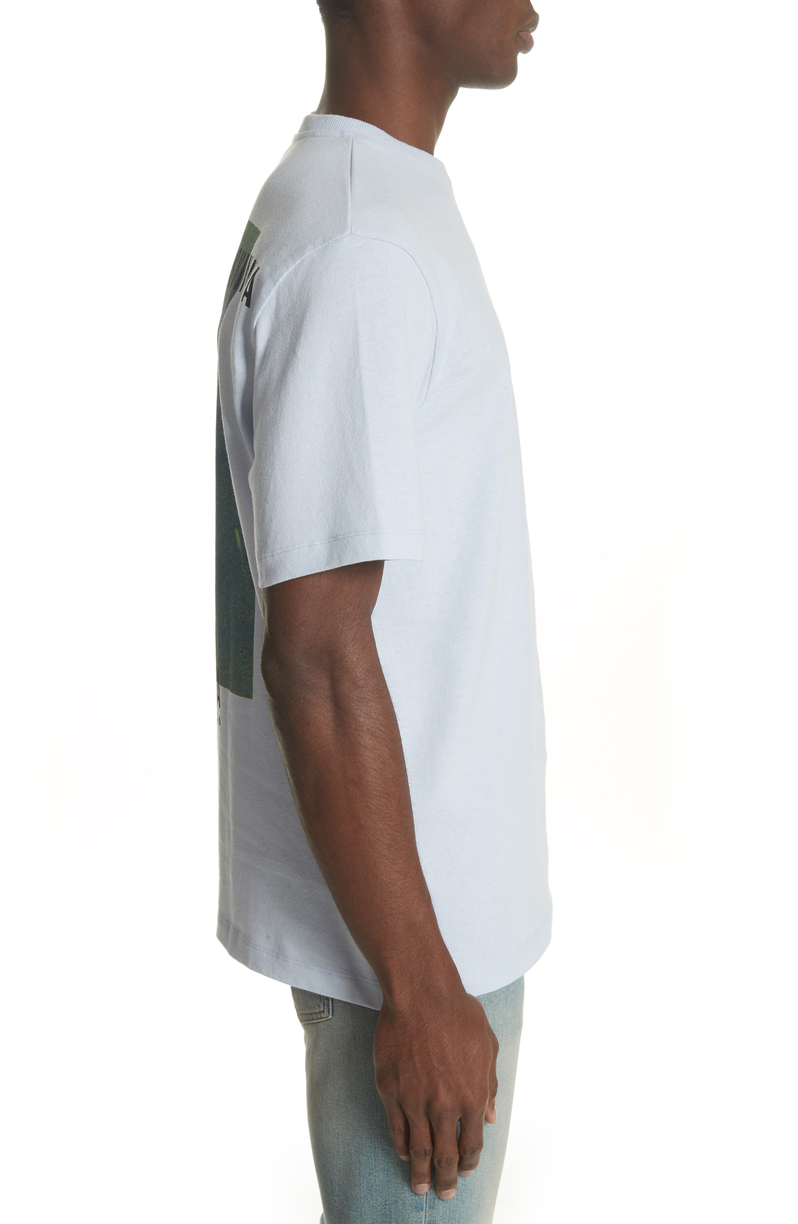 Alternate Image 3  - ACNE Studios Flower Crewneck T-Shirt
