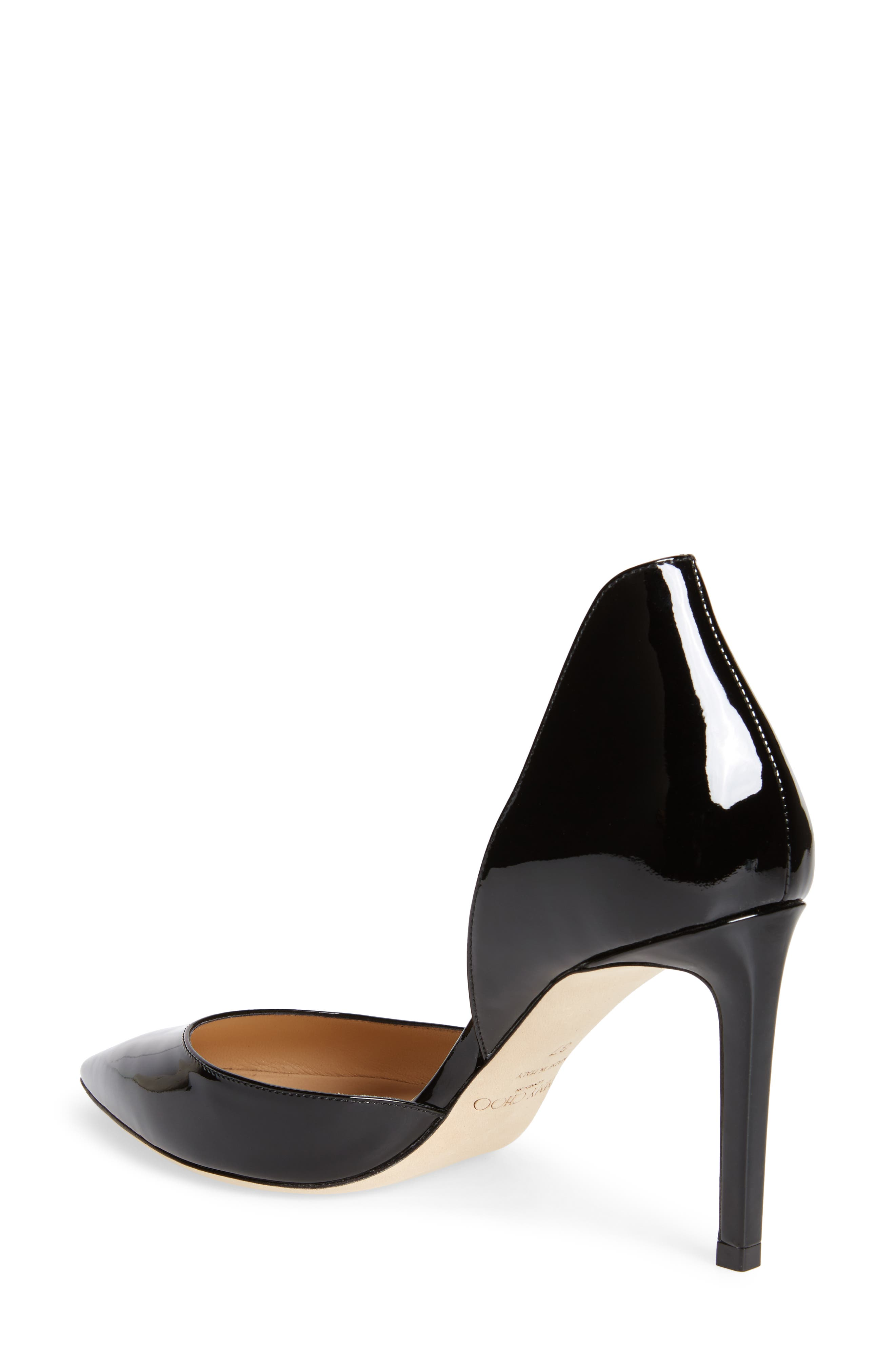 Alternate Image 2  - Jimmy Choo Liz d'Orsay Pump (Women)