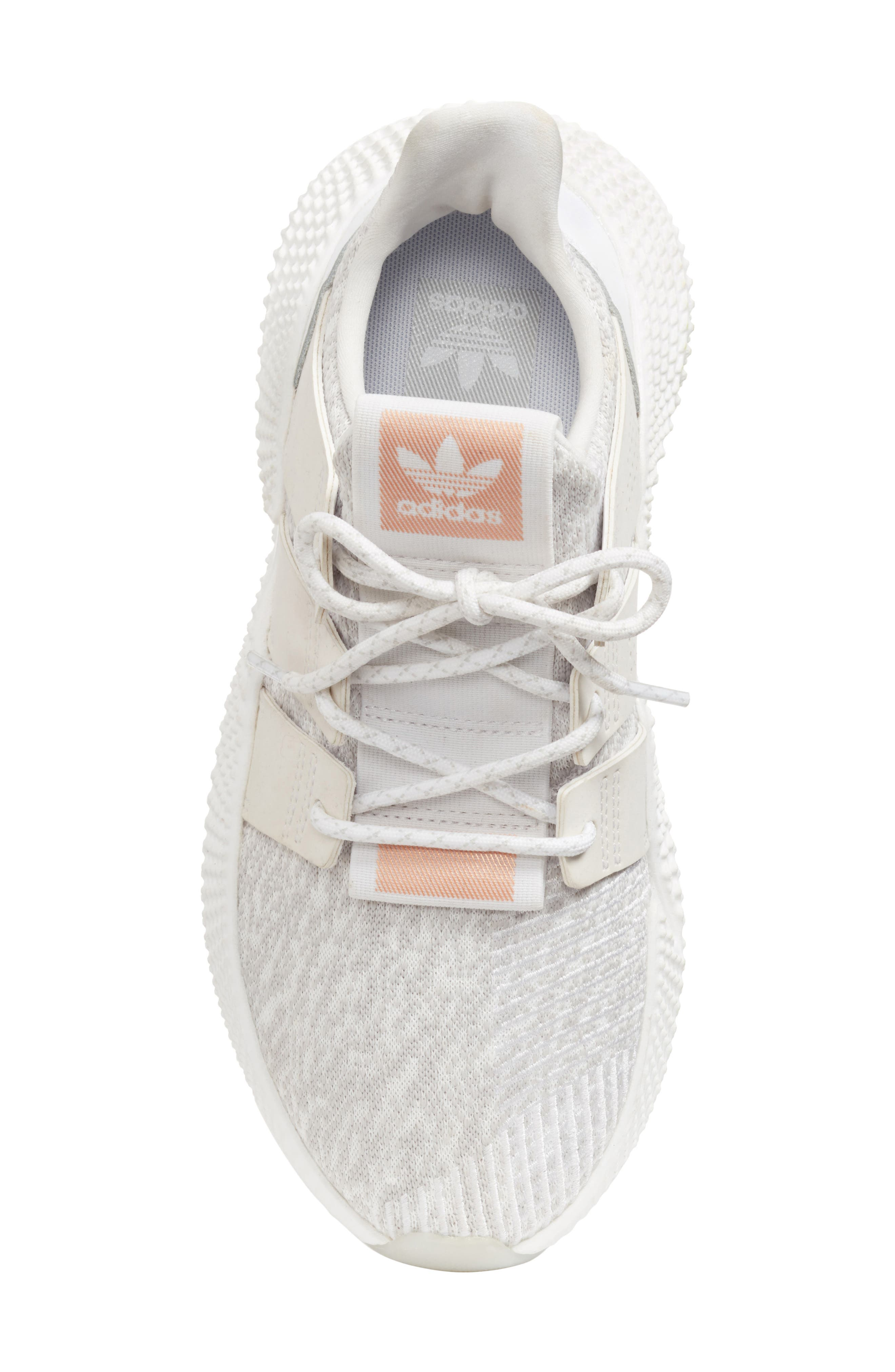 Prophere Sneaker,                             Alternate thumbnail 5, color,                             White/ White/ Supplier Colour