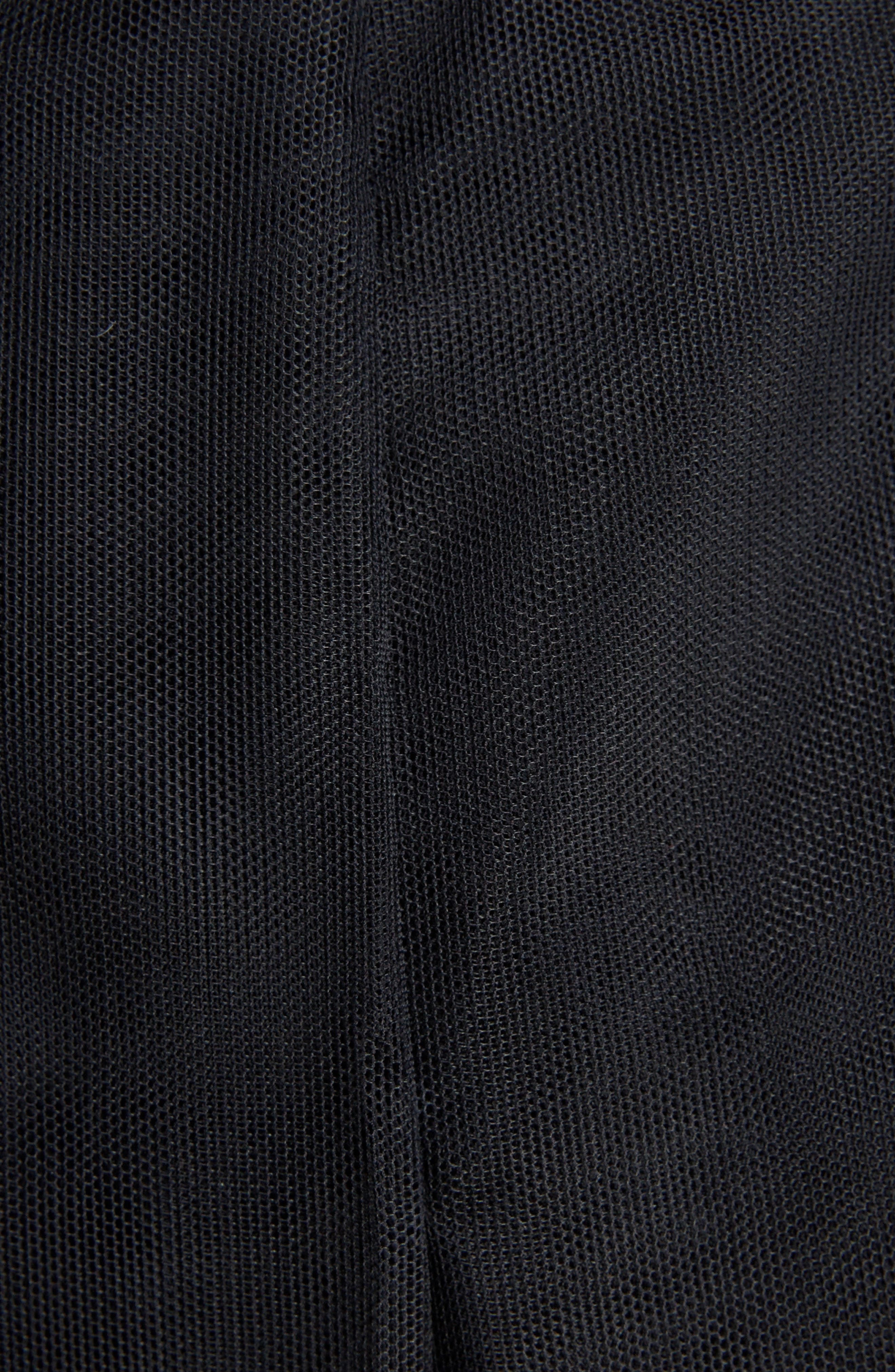 Alternate Image 5  - Simone Rocha Turbo Pleat Floral Silk Wrap Skirt