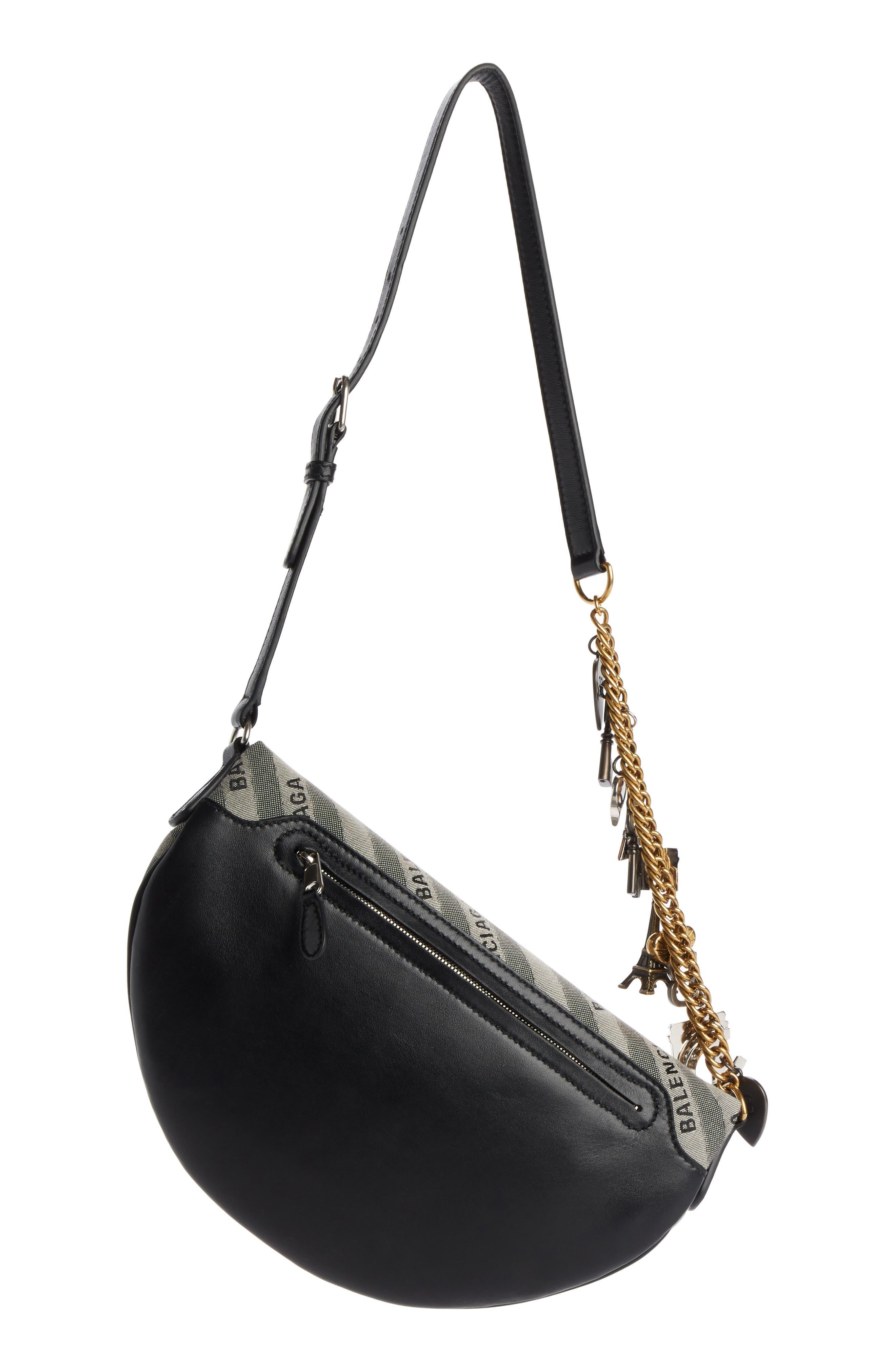 Alternate Image 2  - Balenciaga Extra Small Souvenir Logo Belt Bag