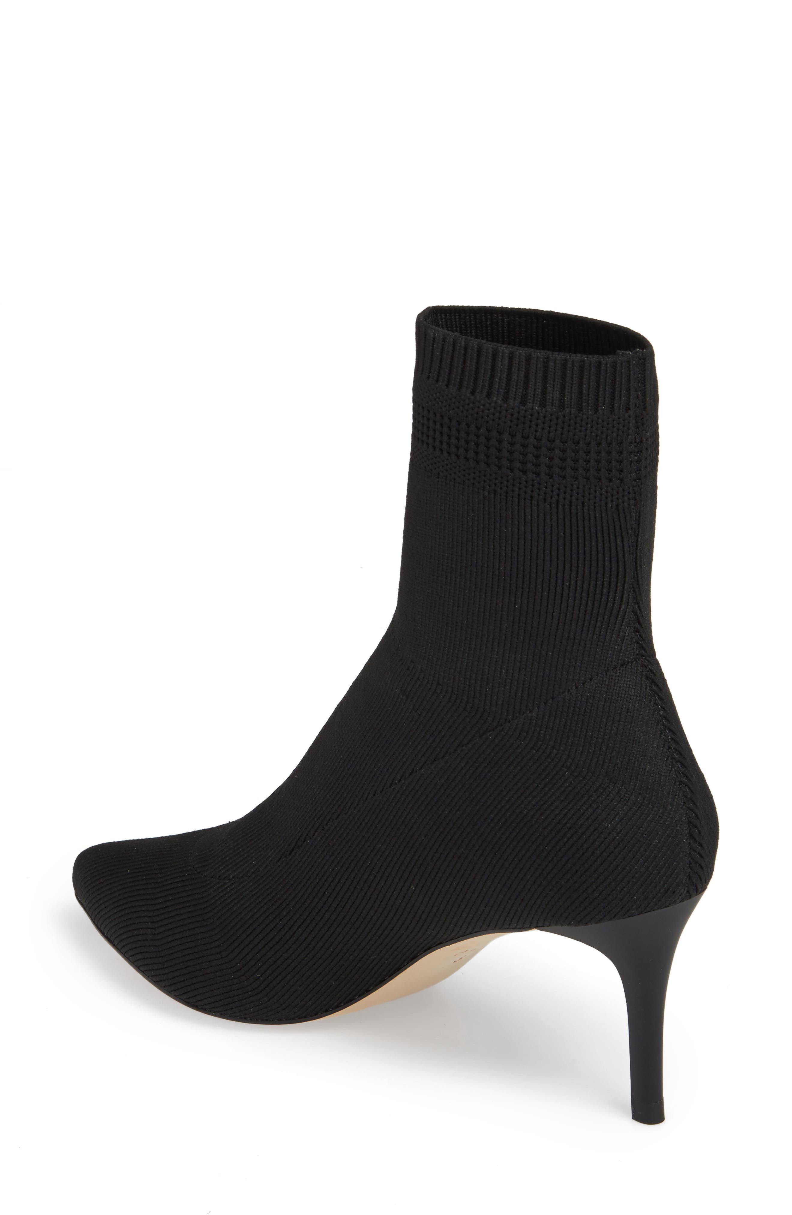 Daphne Bootie,                             Alternate thumbnail 2, color,                             Black