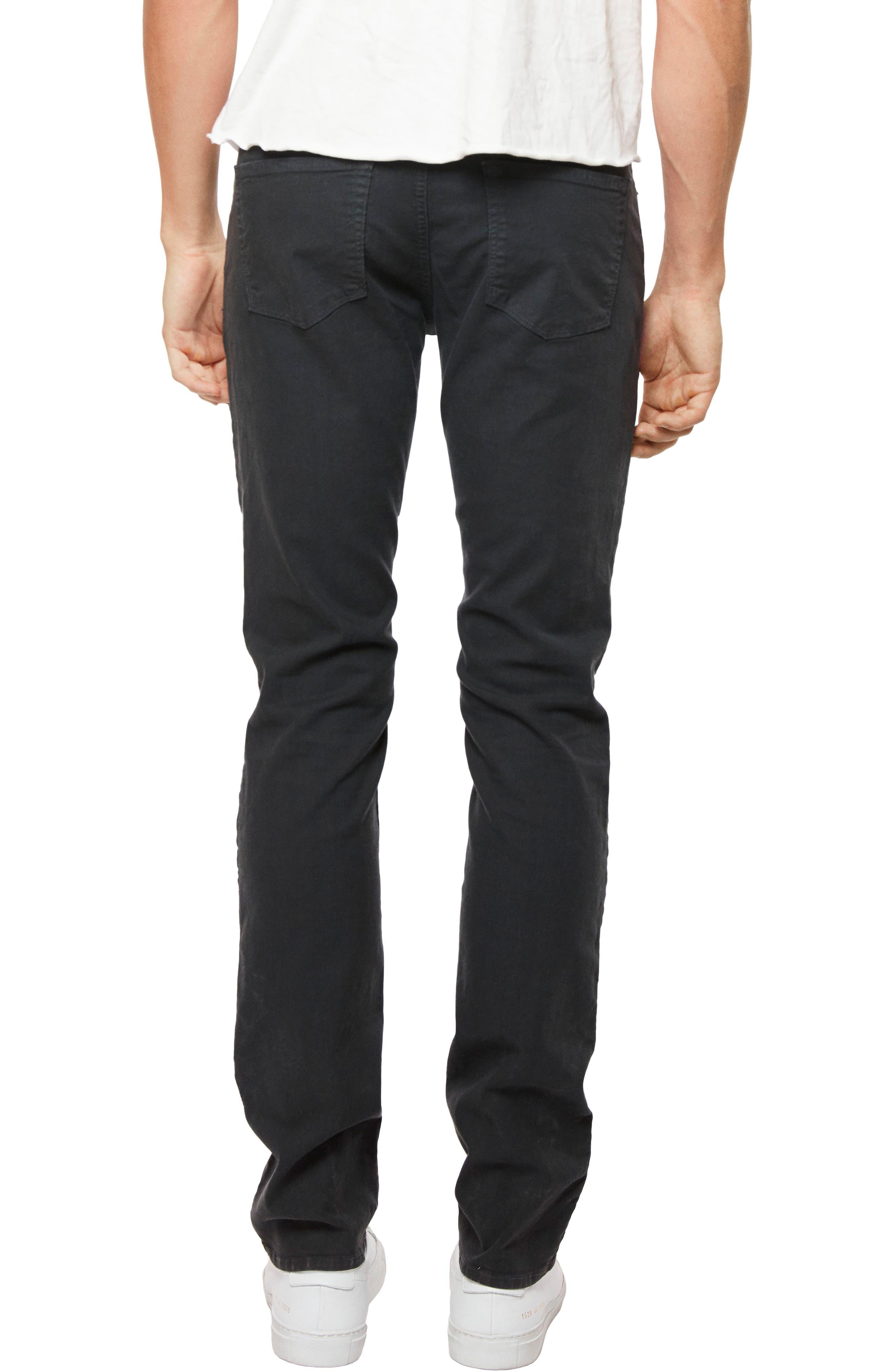 Kane Slim Straight Pants,                             Alternate thumbnail 2, color,                             Greyserite