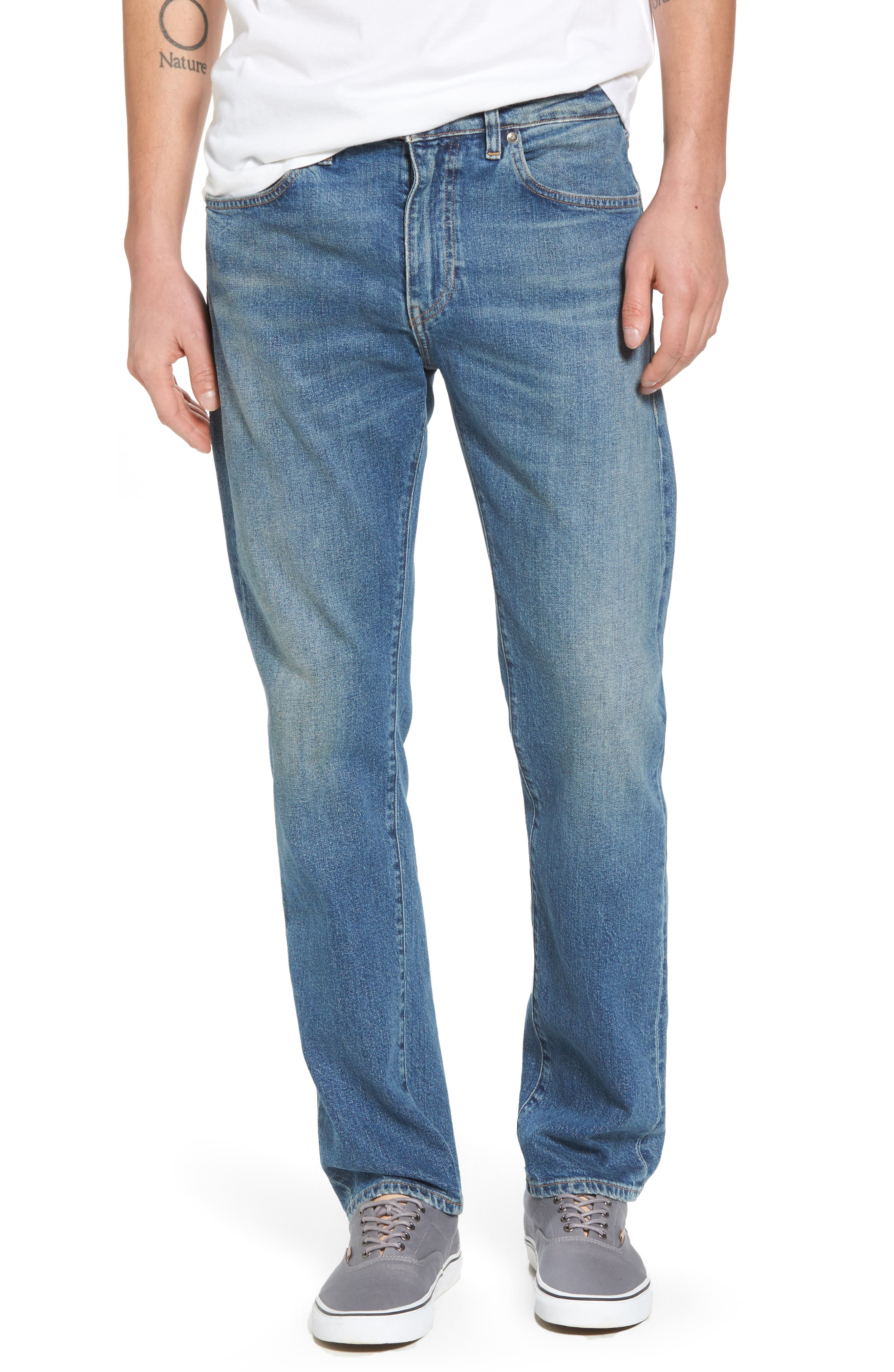 Levi's® Made & Crafted™ Tack Slim Fit Jeans (Mikyo)