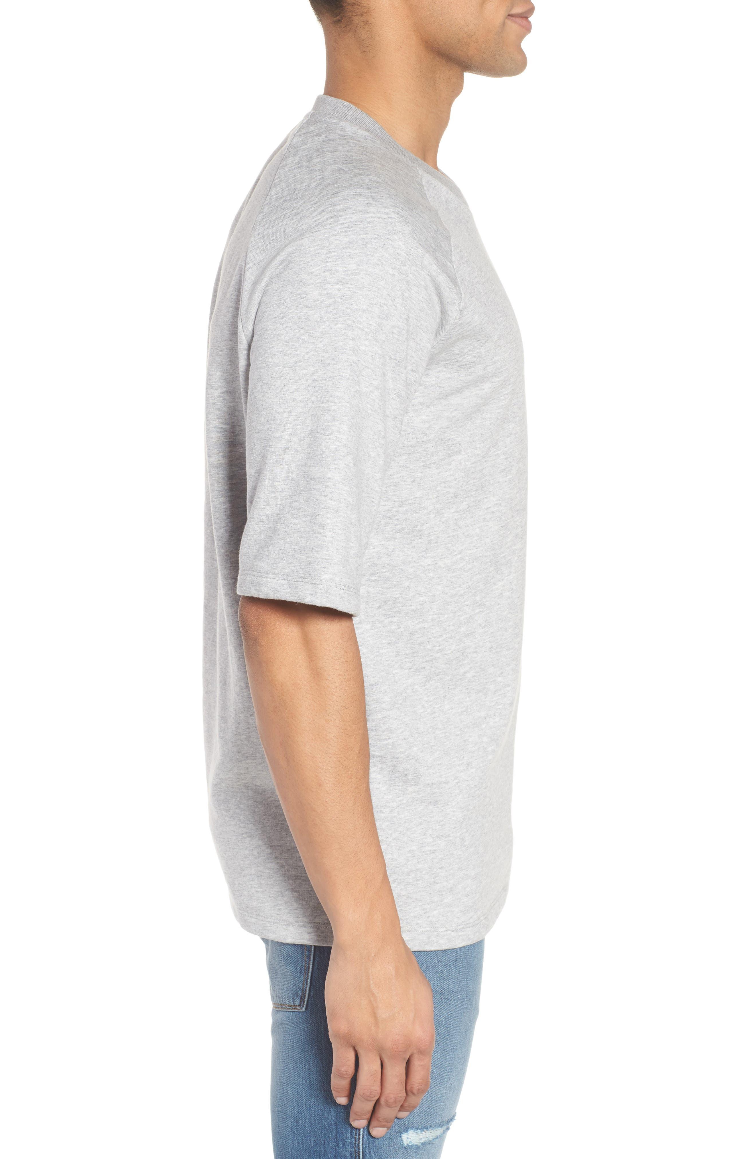 Deast Doodle Sweatshirt,                             Alternate thumbnail 3, color,                             Grey