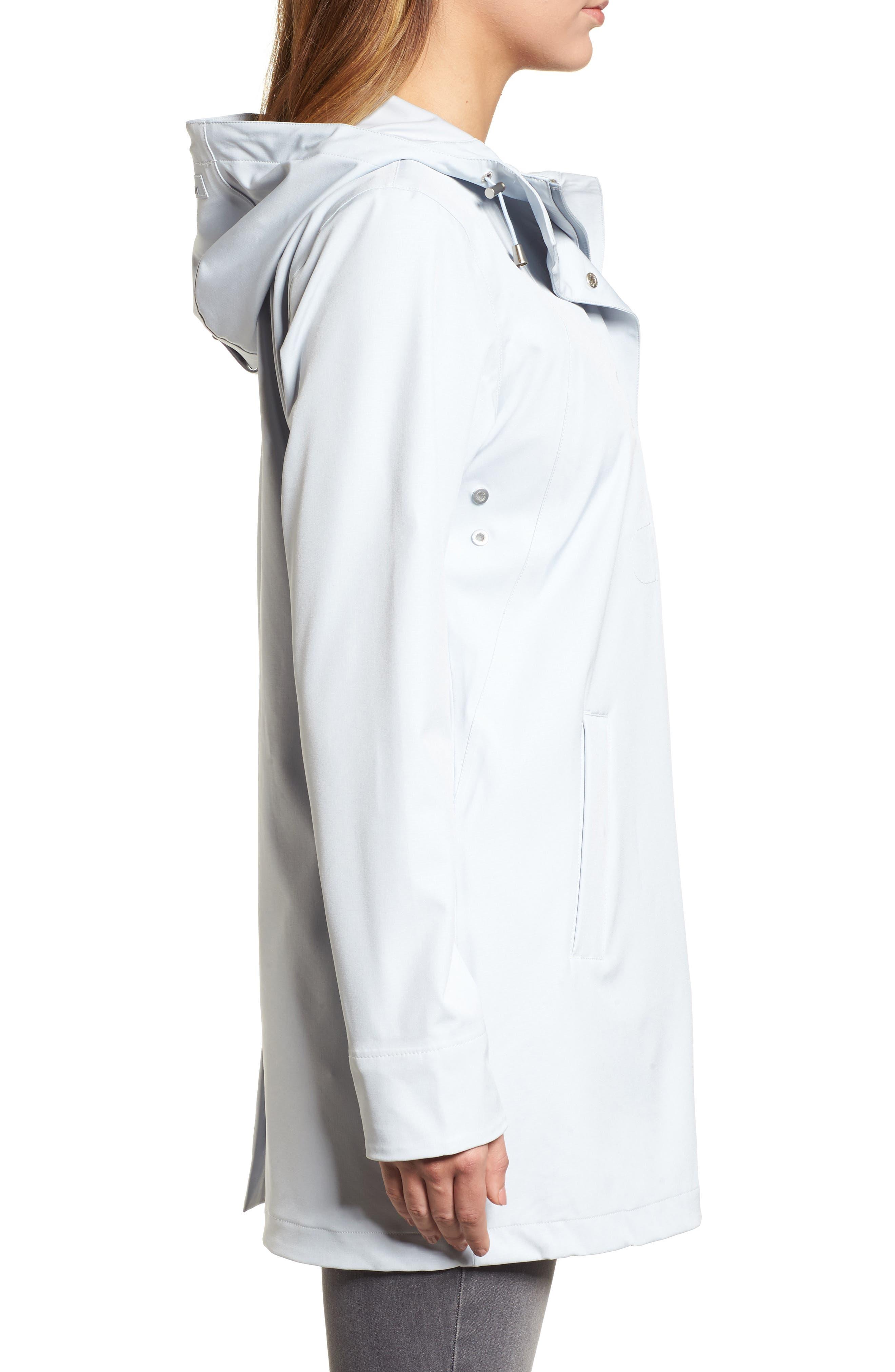 Alternate Image 3  - Ilse Jacobsen Soft Shell Raincoat