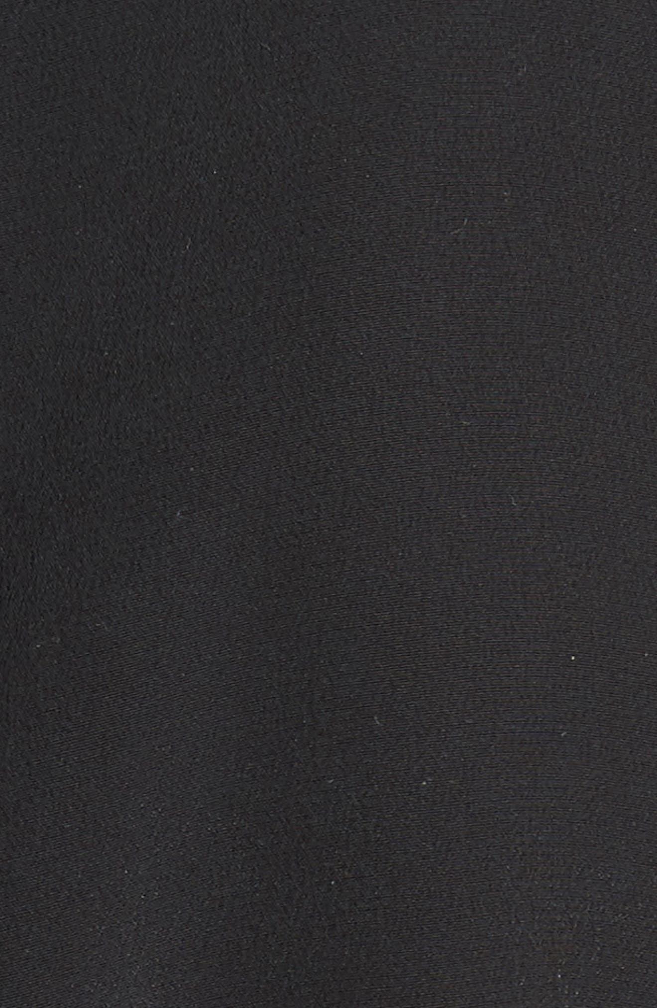 Alternate Image 5  - Equipment Carleen Tie Neck Silk Blouse