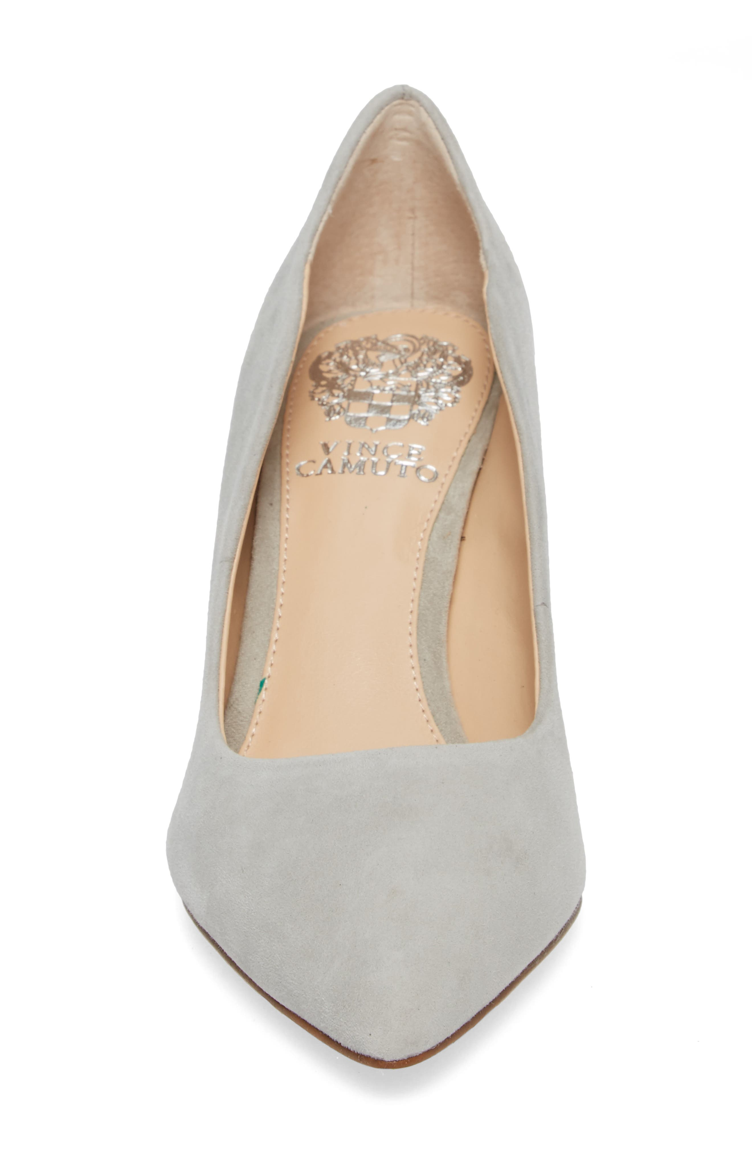 Alternate Image 4  - Vince Camuto Jaynita Pointy Toe Pump (Women)