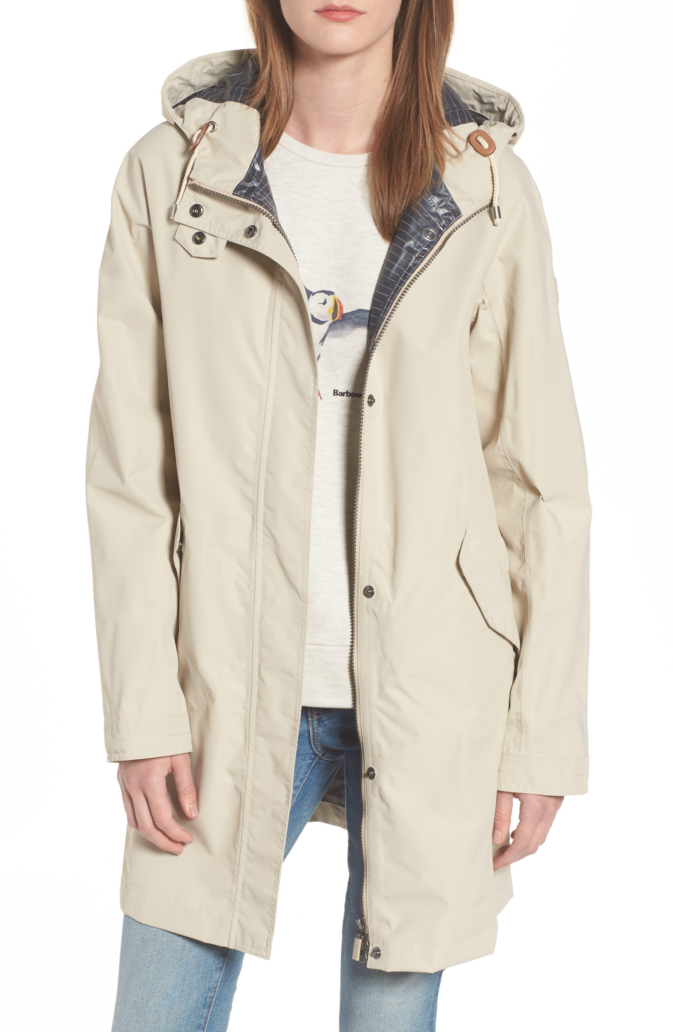 Barbour Hartland Hooded Jacket