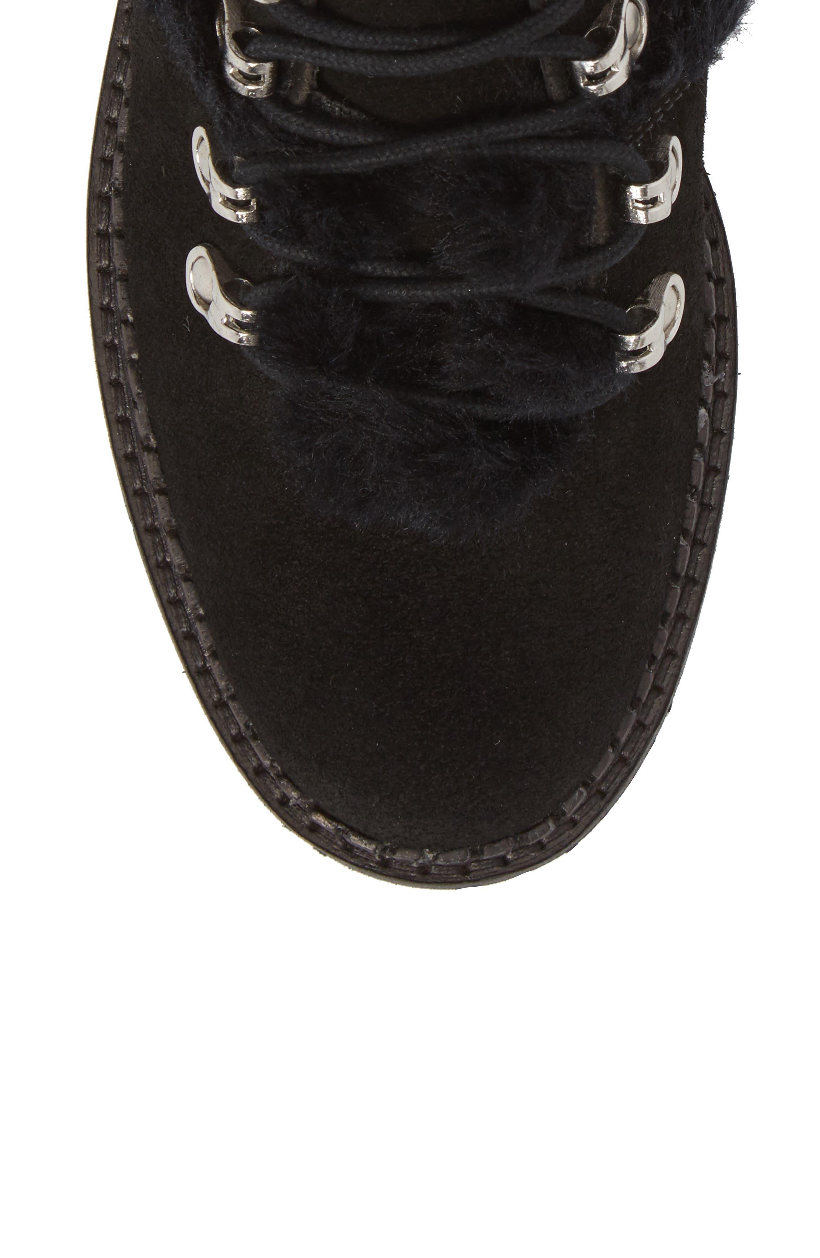 Tonkin Hiker Boot,                             Alternate thumbnail 5, color,                             Black