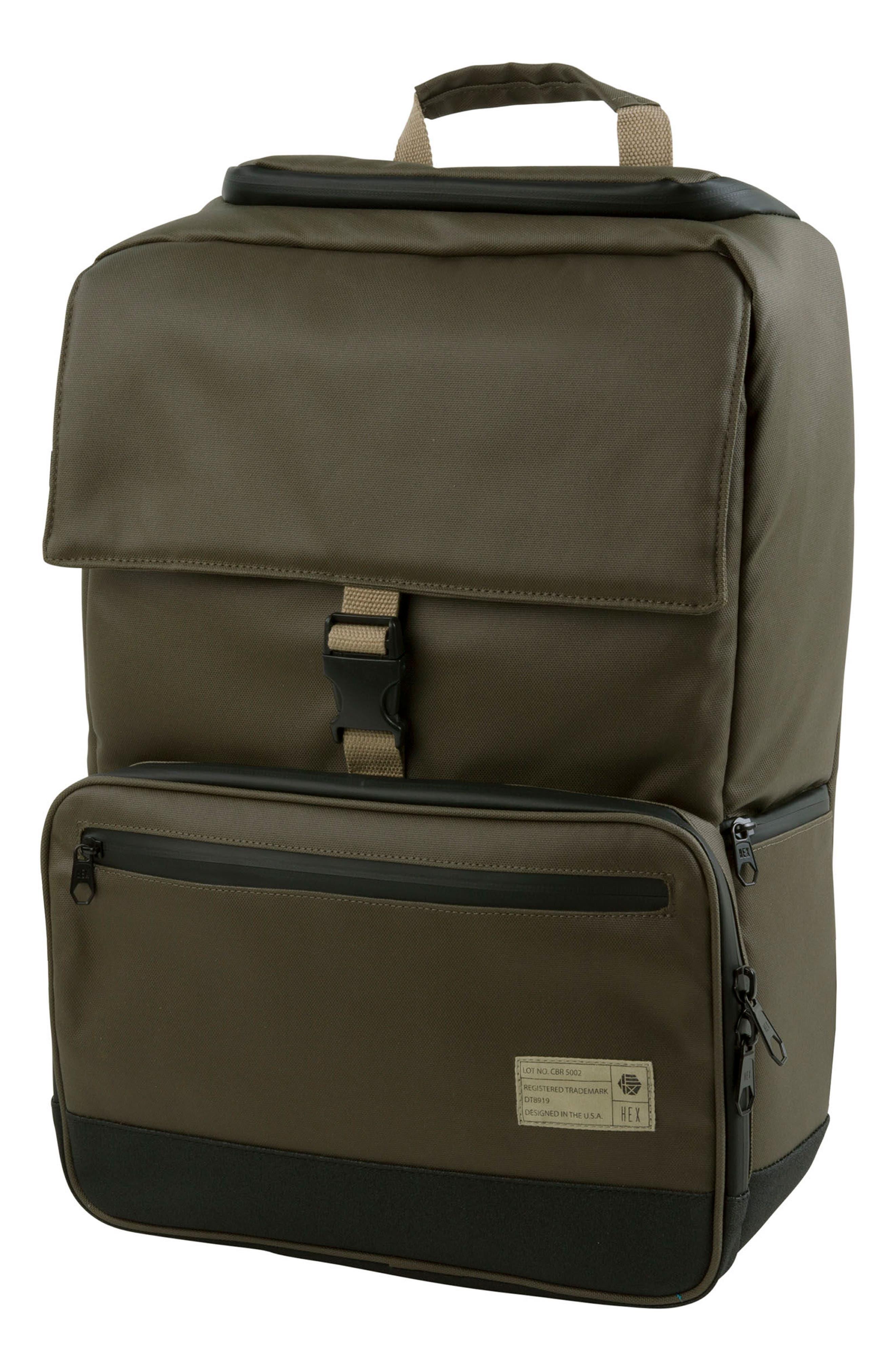 DSLR Camera Backpack,                         Main,                         color, Olive