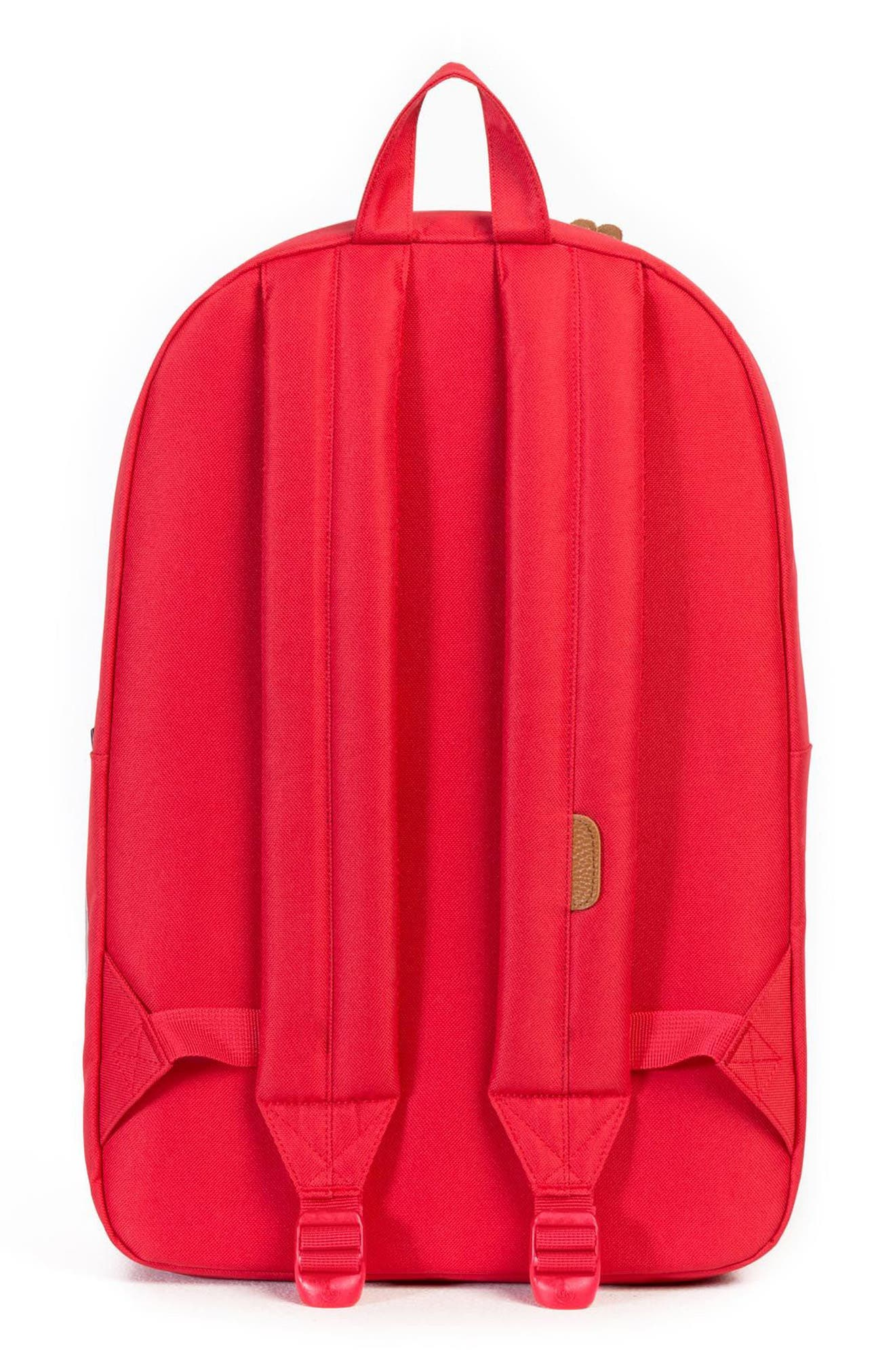 Heritage - MLB American League Backpack,                             Alternate thumbnail 2, color,                             Los Angeles Angels
