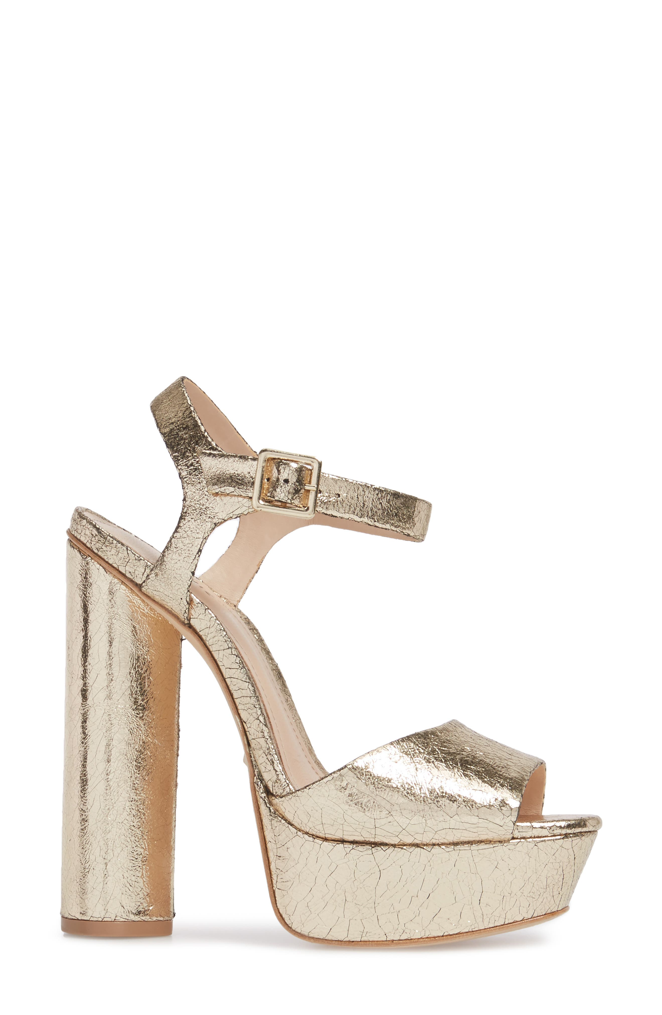 Alternate Image 3  - Schutz Jane Platform Sandal (Women)