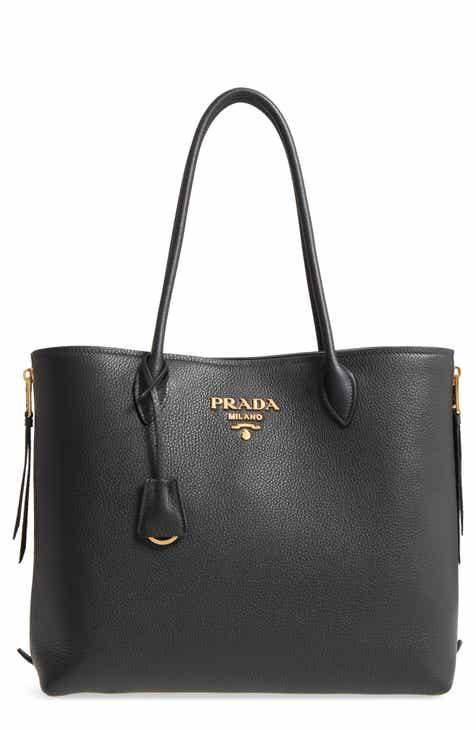 Prada Daino Leather Per