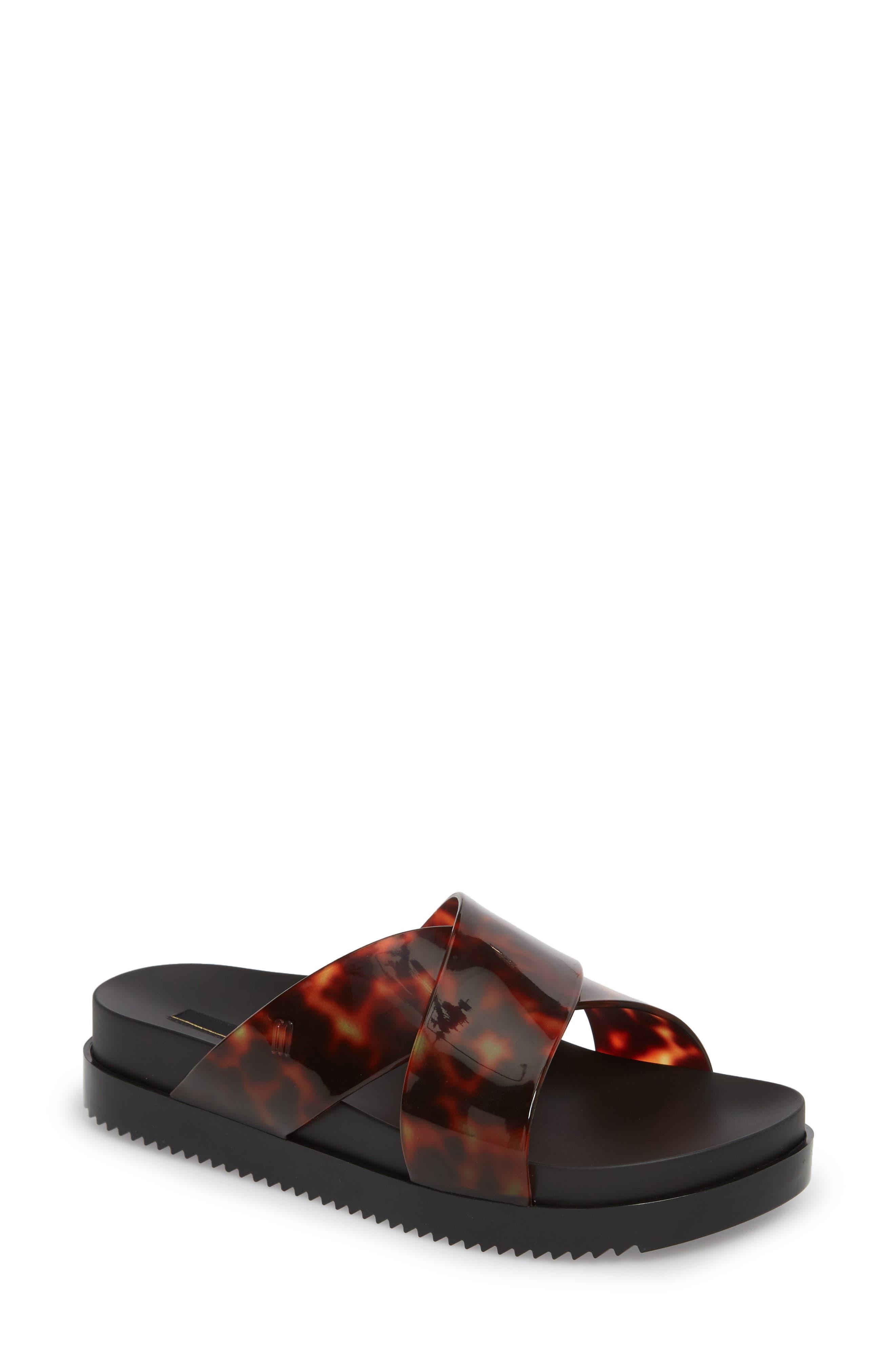 Alternate Image 1 Selected - Melissa Cosmic II Sandal (Women)