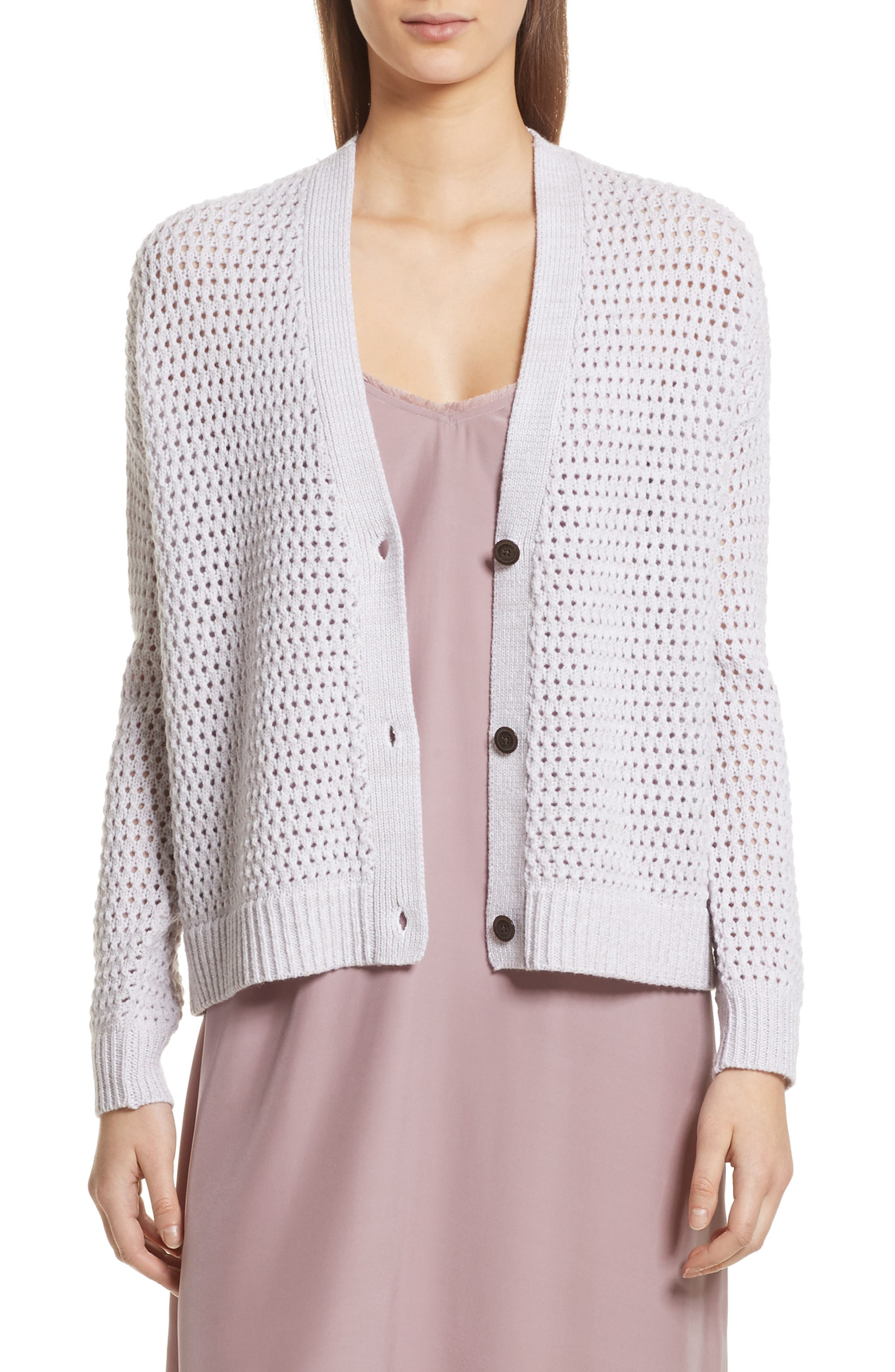 ATM Anthony Thomas Melillo Merino Wool Cardigan