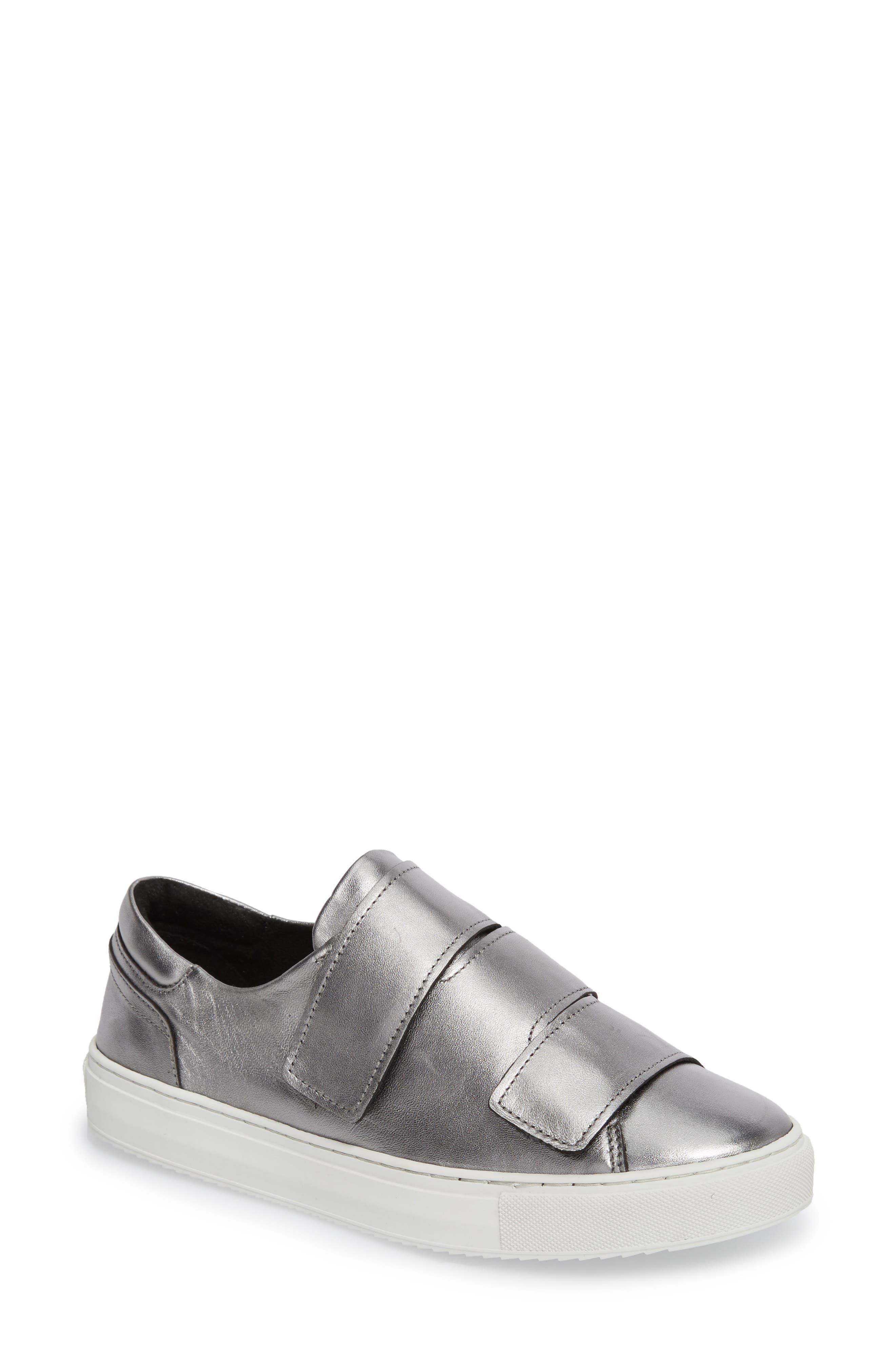 Treasure & Bond Rollover Alternating Strap Sneaker (Women)