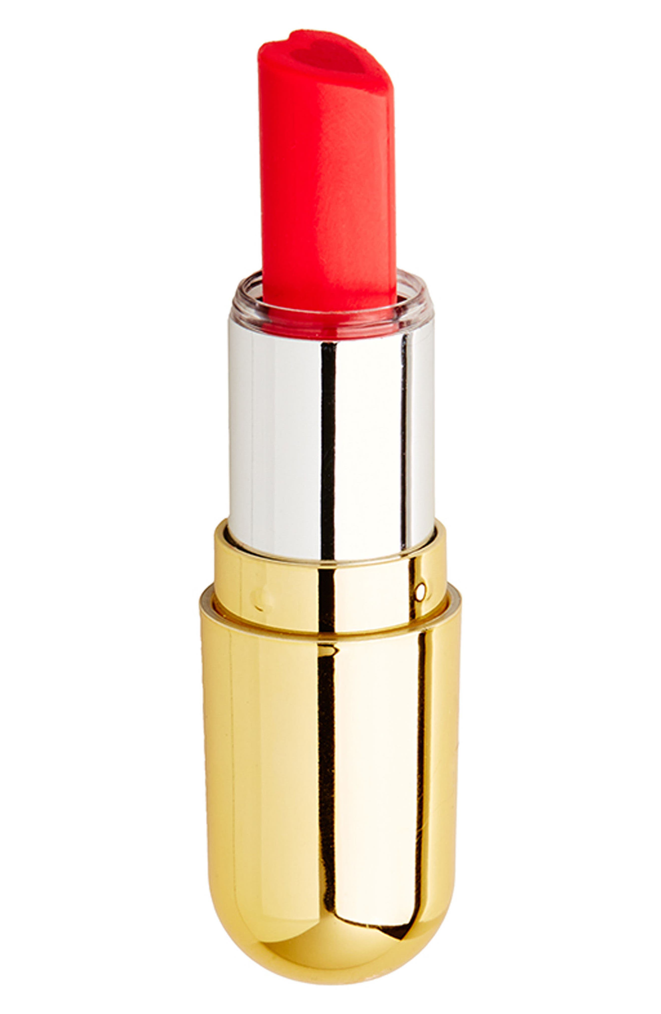 Alternate Image 1 Selected - Winky Luxe Heart Lipstick