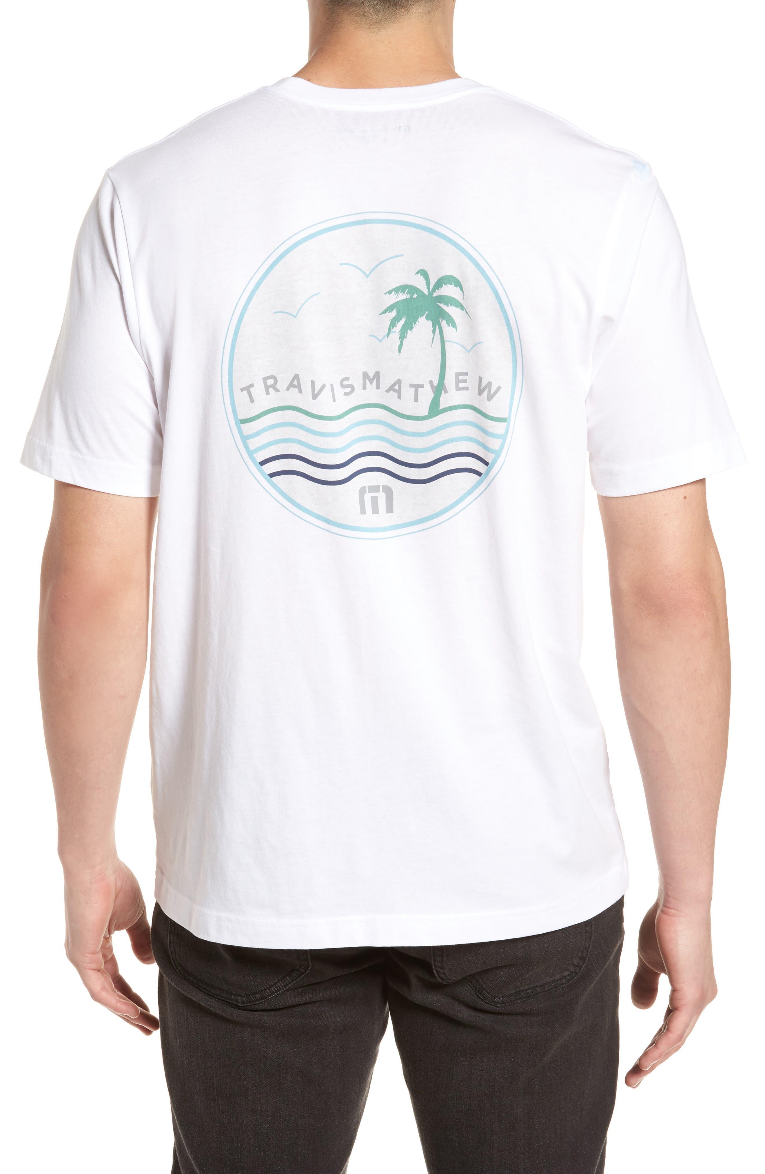 Alternate Image 2  - Travis Mathew Double Take Graphic T-Shirt