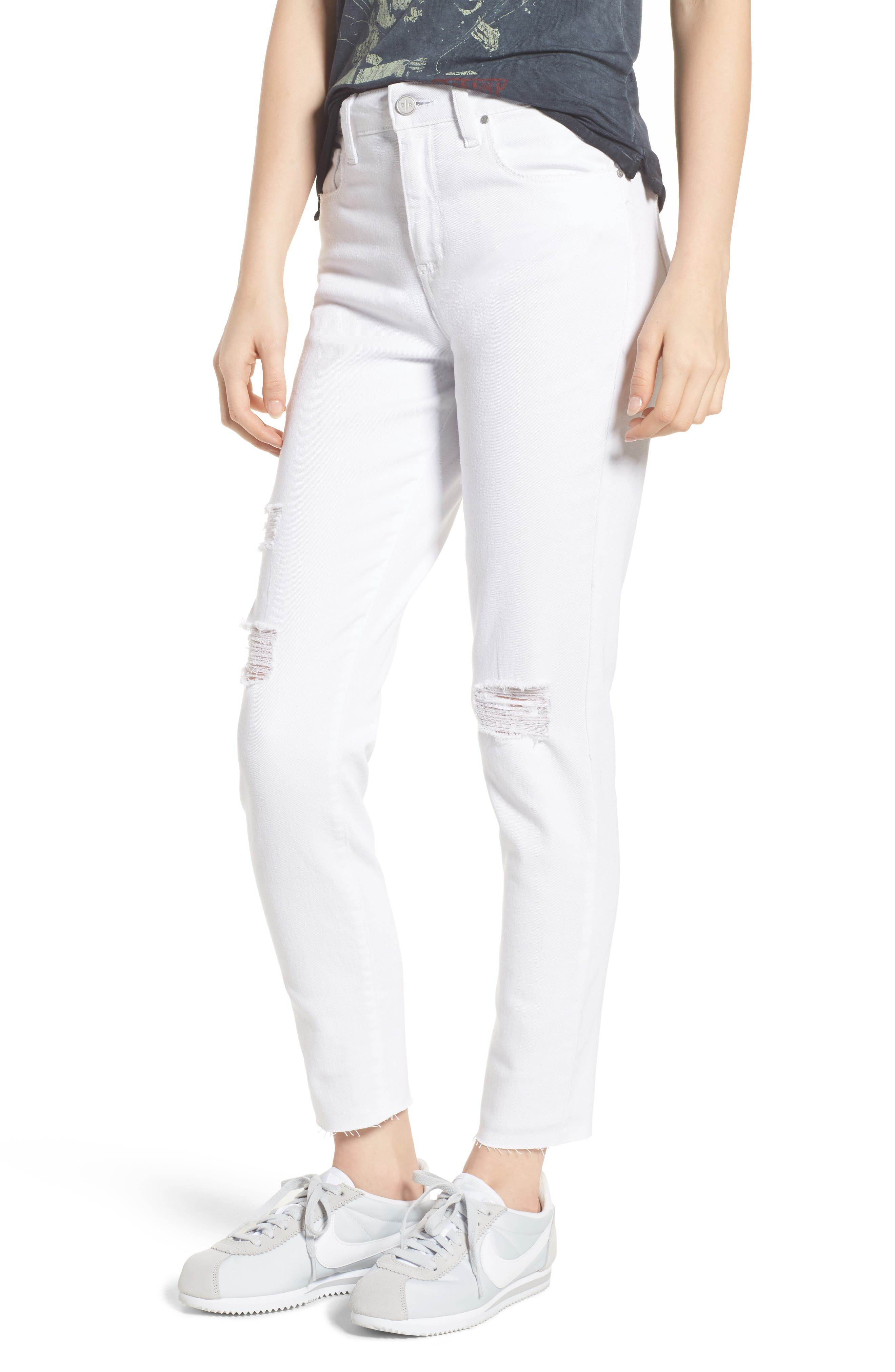 BP. High Waist Skinny Jeans