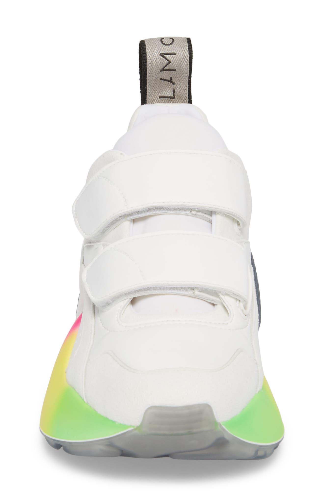 Alternate Image 4  - Stella McCartney Gradient Sole Sneaker (Women)