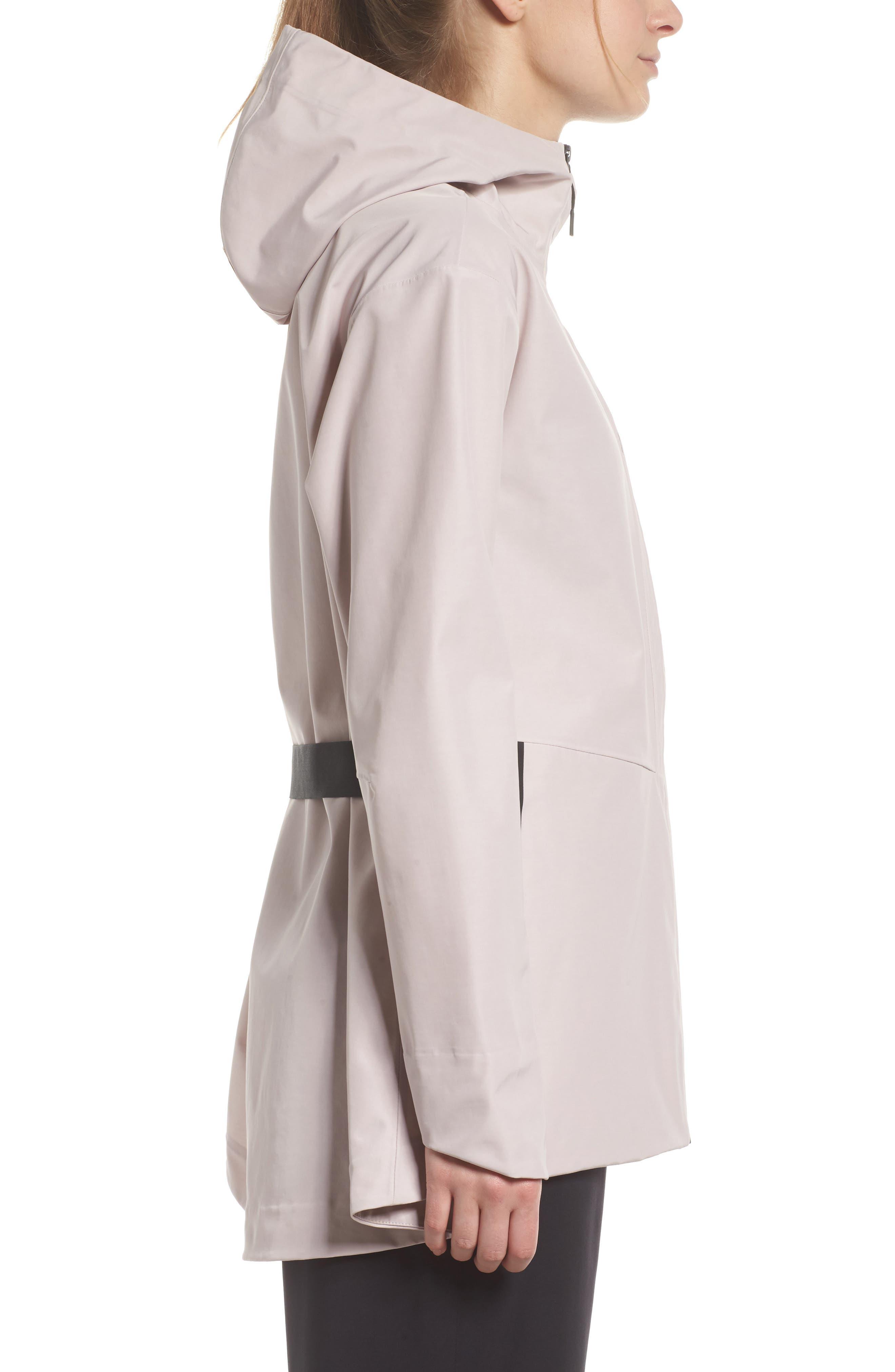 Sportswear Women's Tech Jacket,                             Alternate thumbnail 3, color,                             Particle Rose/ Black