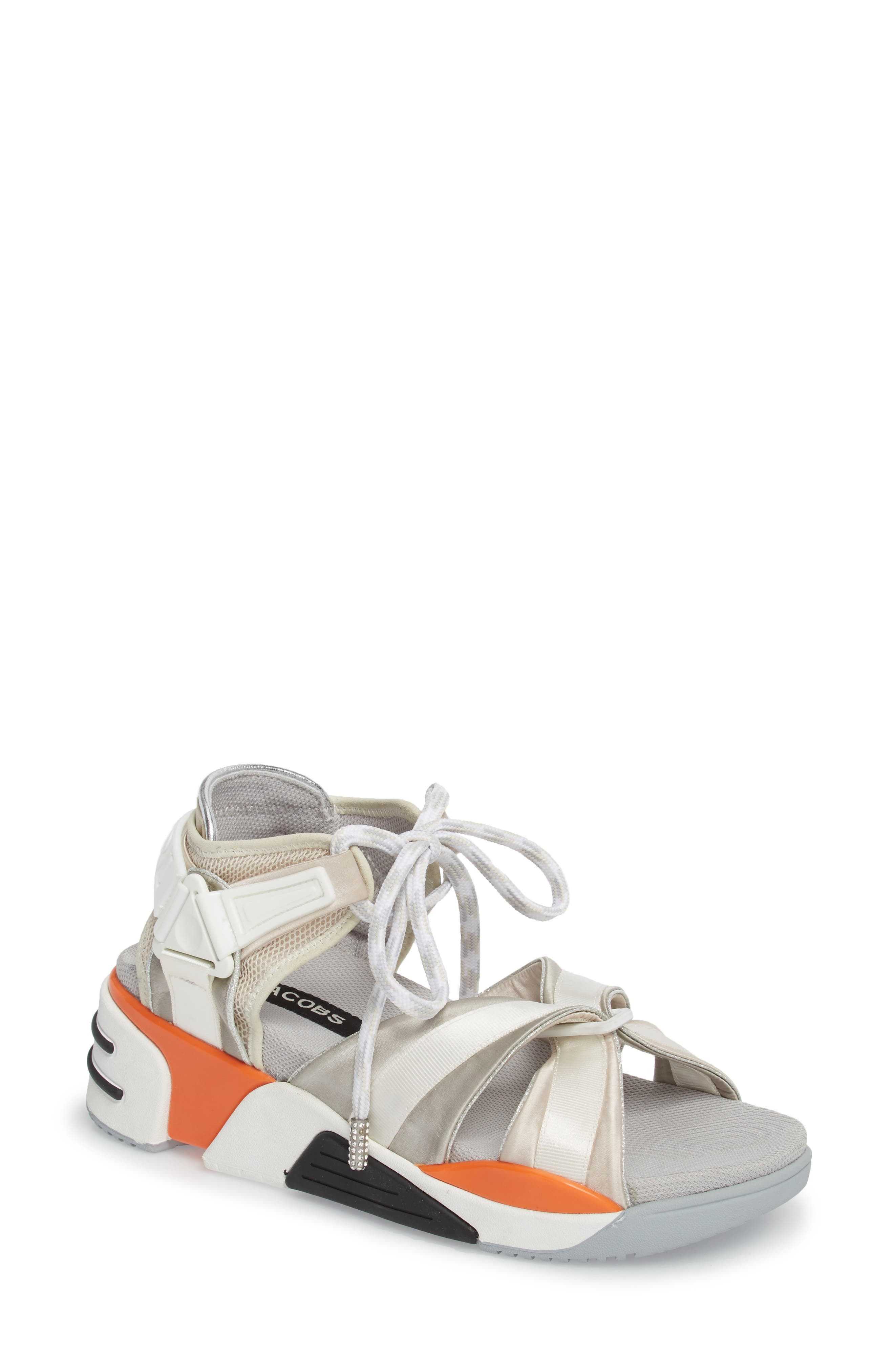 MARC JACOBS Somewhere Sport Sandal (Women)