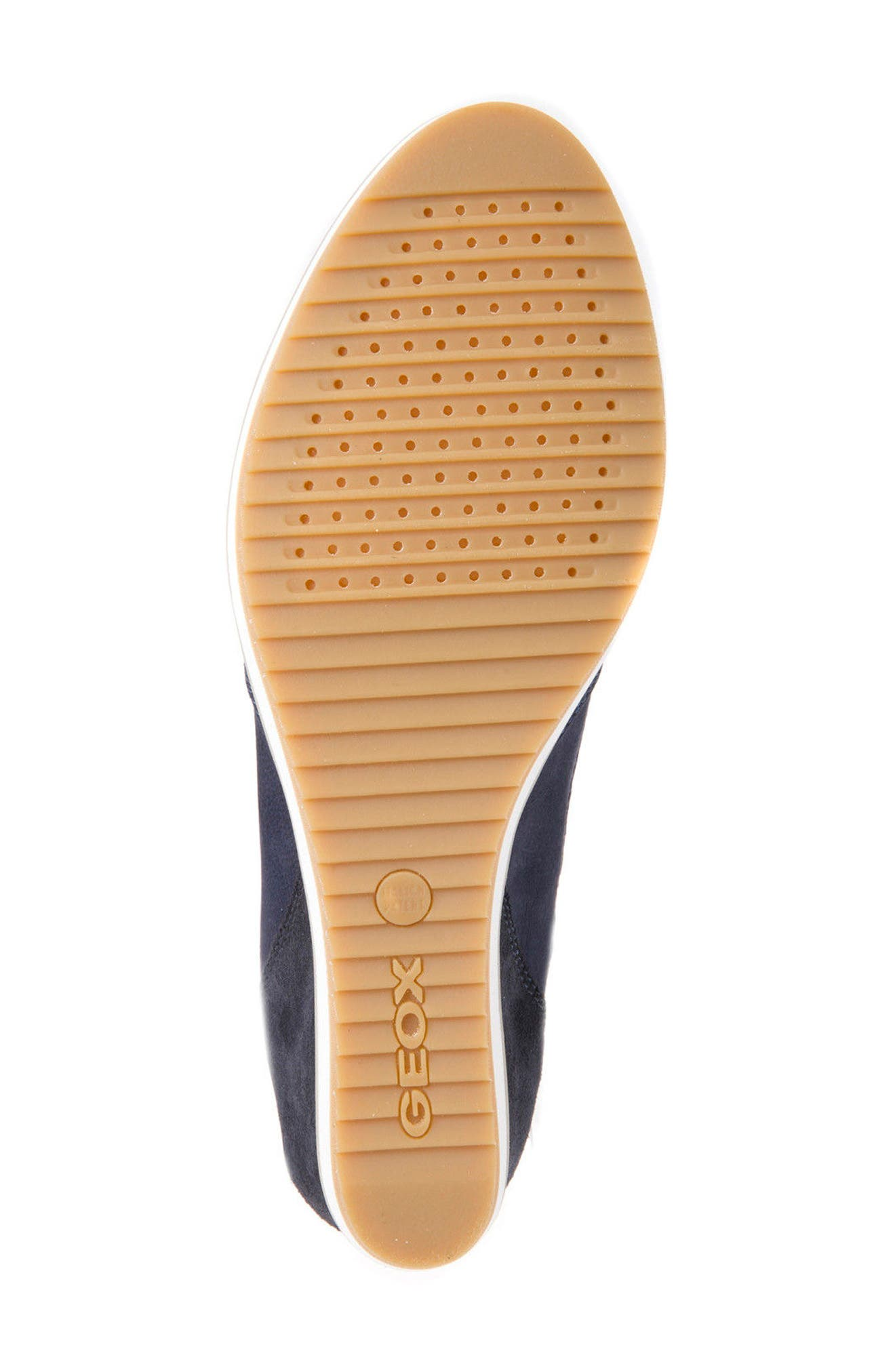 Alternate Image 6  - Geox Illusion 34 Wedge Sneaker (Women)