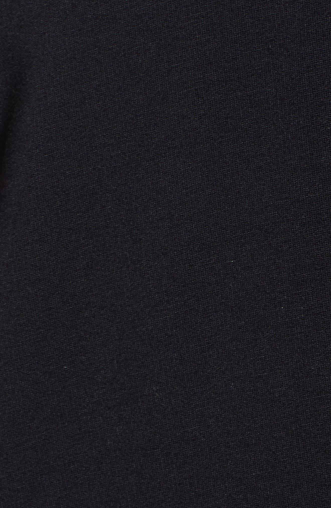 Alternate Image 5  - Beyond Yoga Love & Fleece Split-Back Hooded Cardigan (Plus Size)